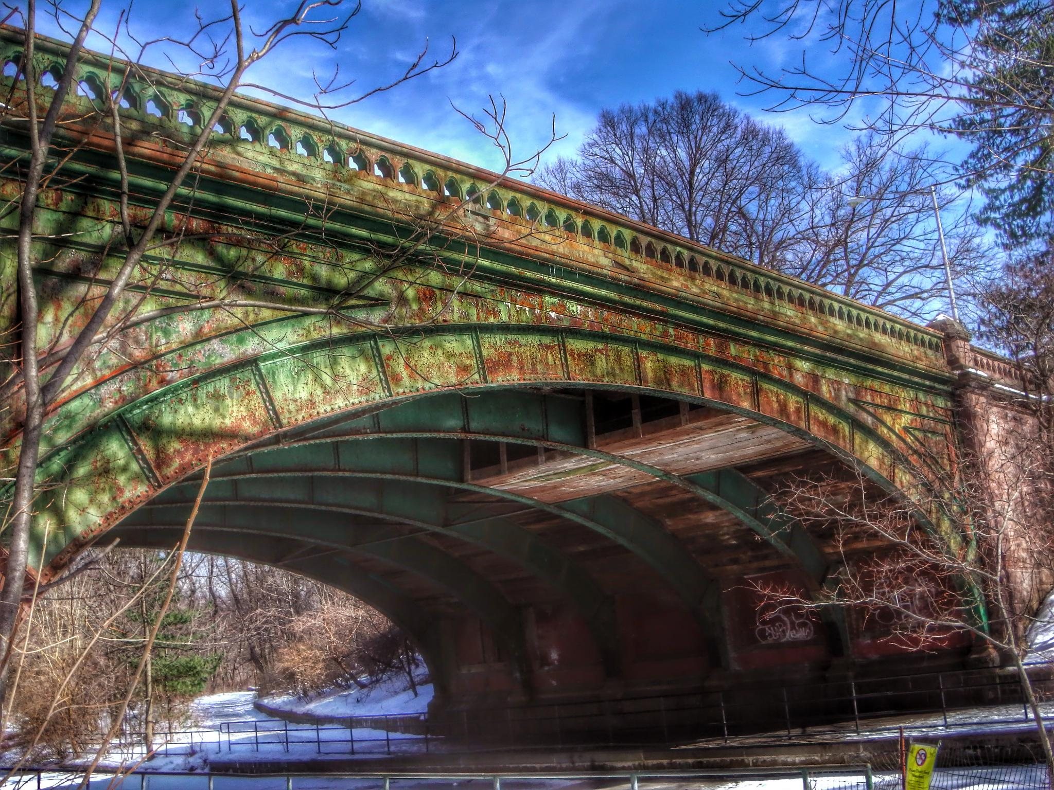The Bridge! by Jerry  Val