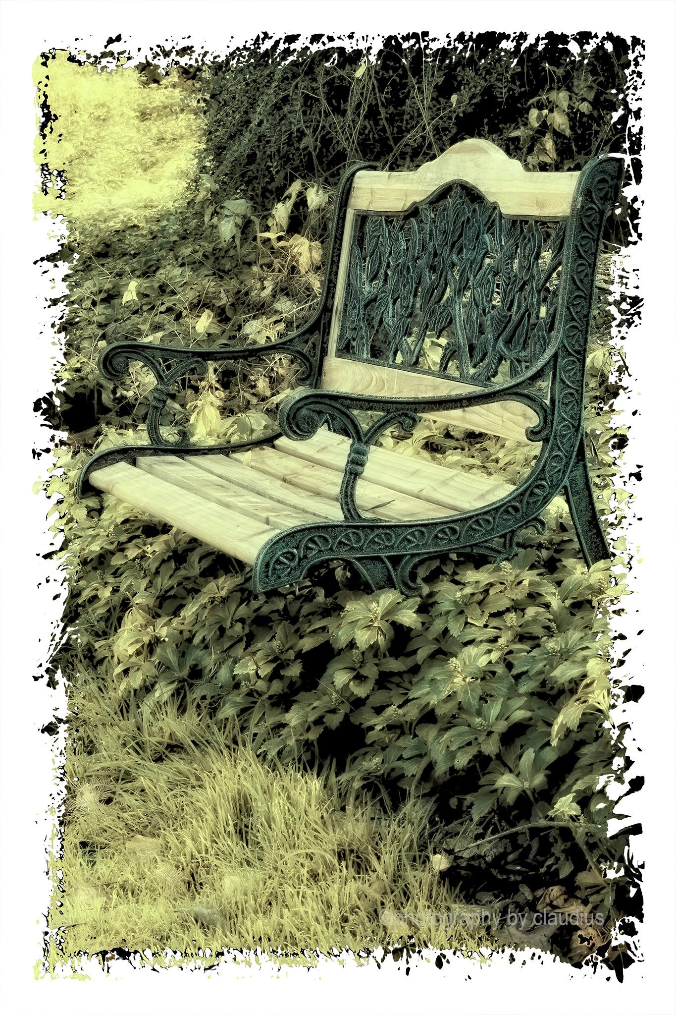Faded memories... by Claudius Cazan