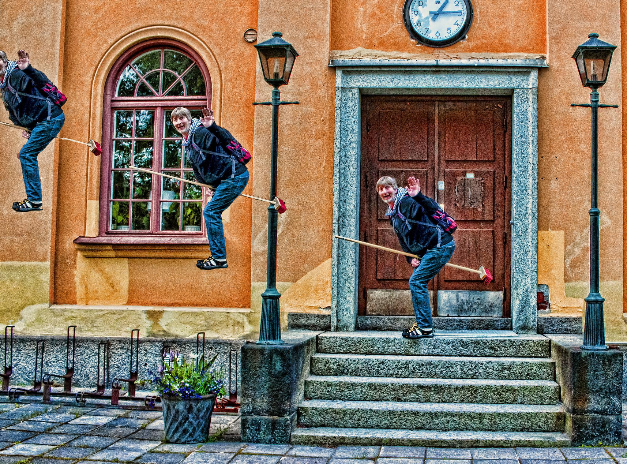Have to go! by Konrad Ragnarsson