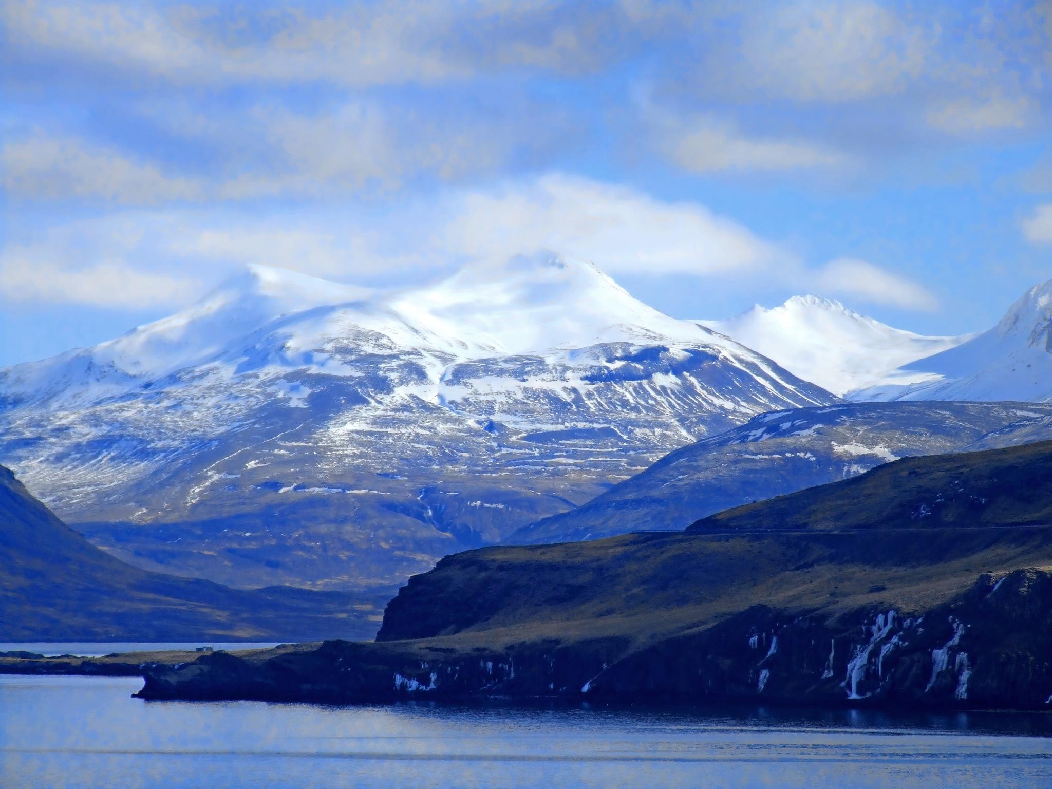 Hvalfjördur, Iceland. by Konrad Ragnarsson