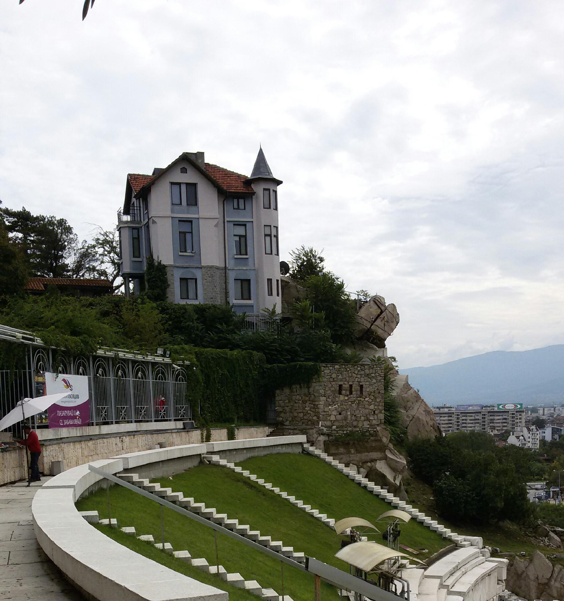 The House by nadejdagecheva