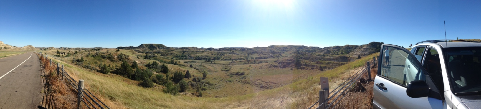 Road side panorama by samantha.jenkins.5030