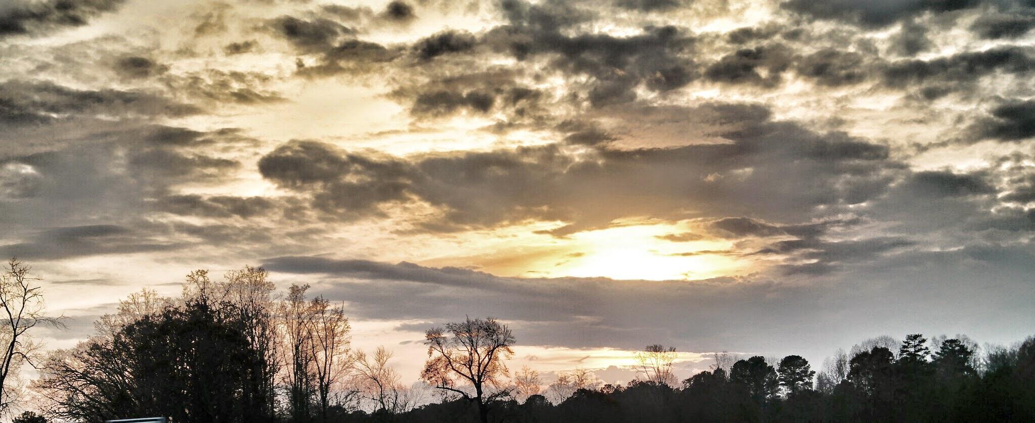 Morning sky by afryans