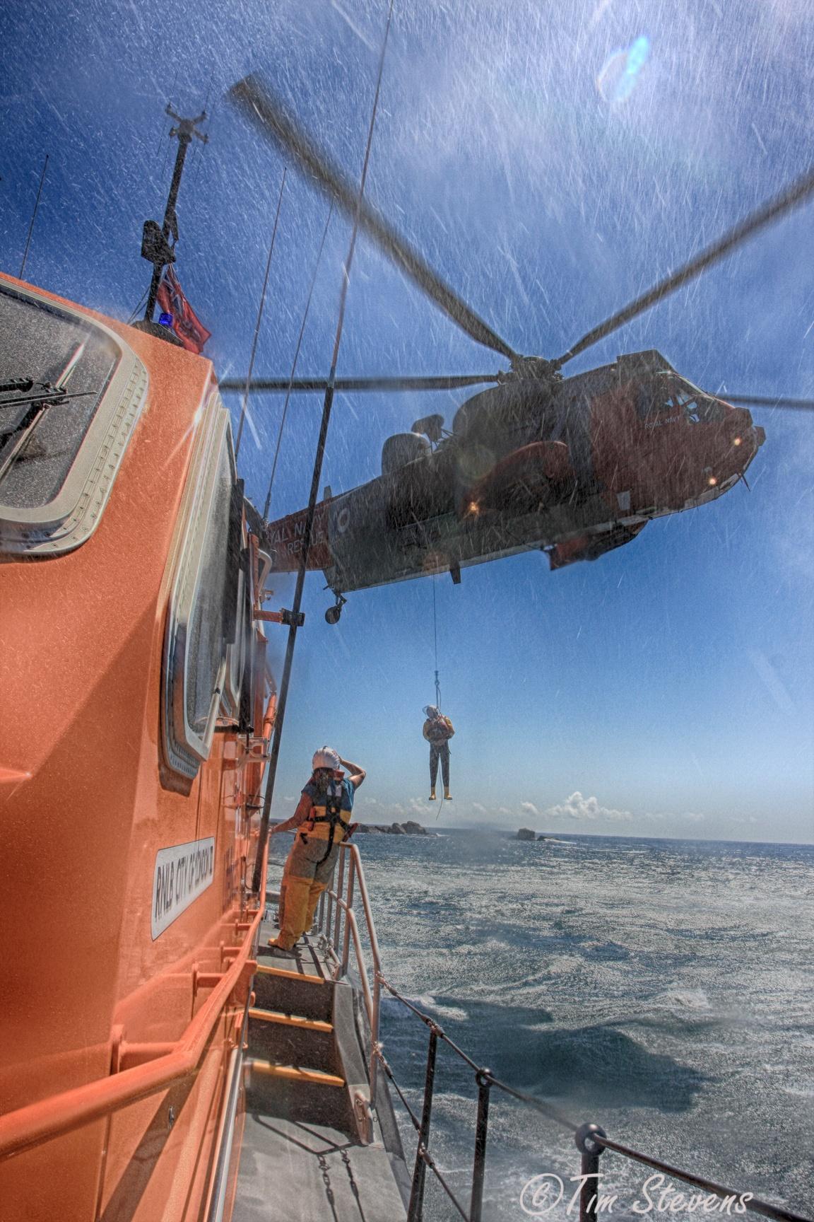 Air Sea Rescue by Tim Stevens
