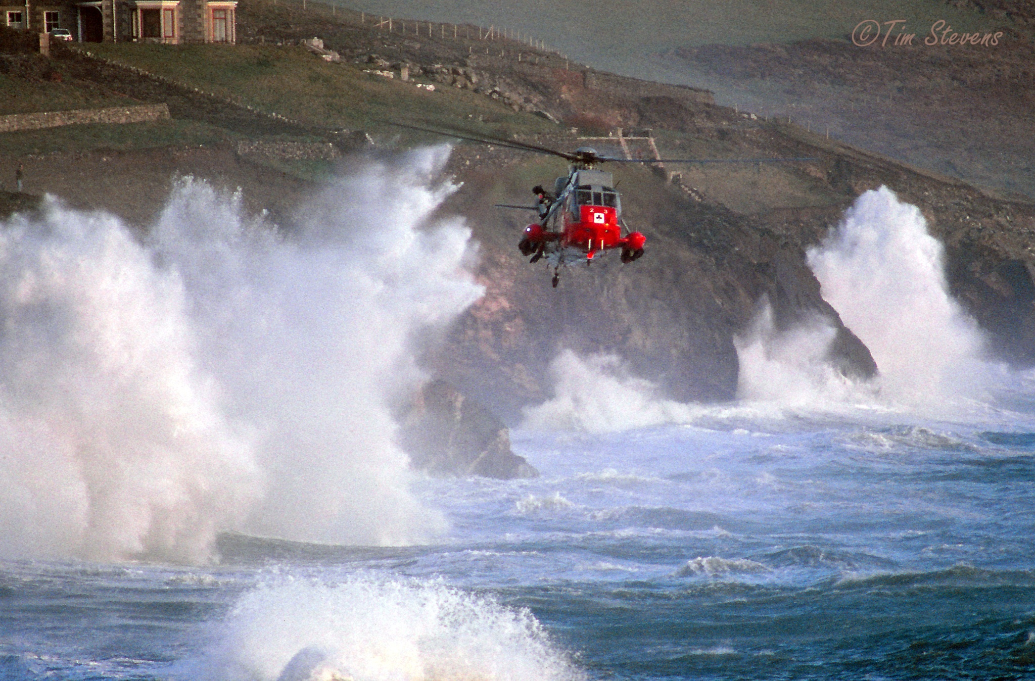 Rescue 193 - 2 by Tim Stevens