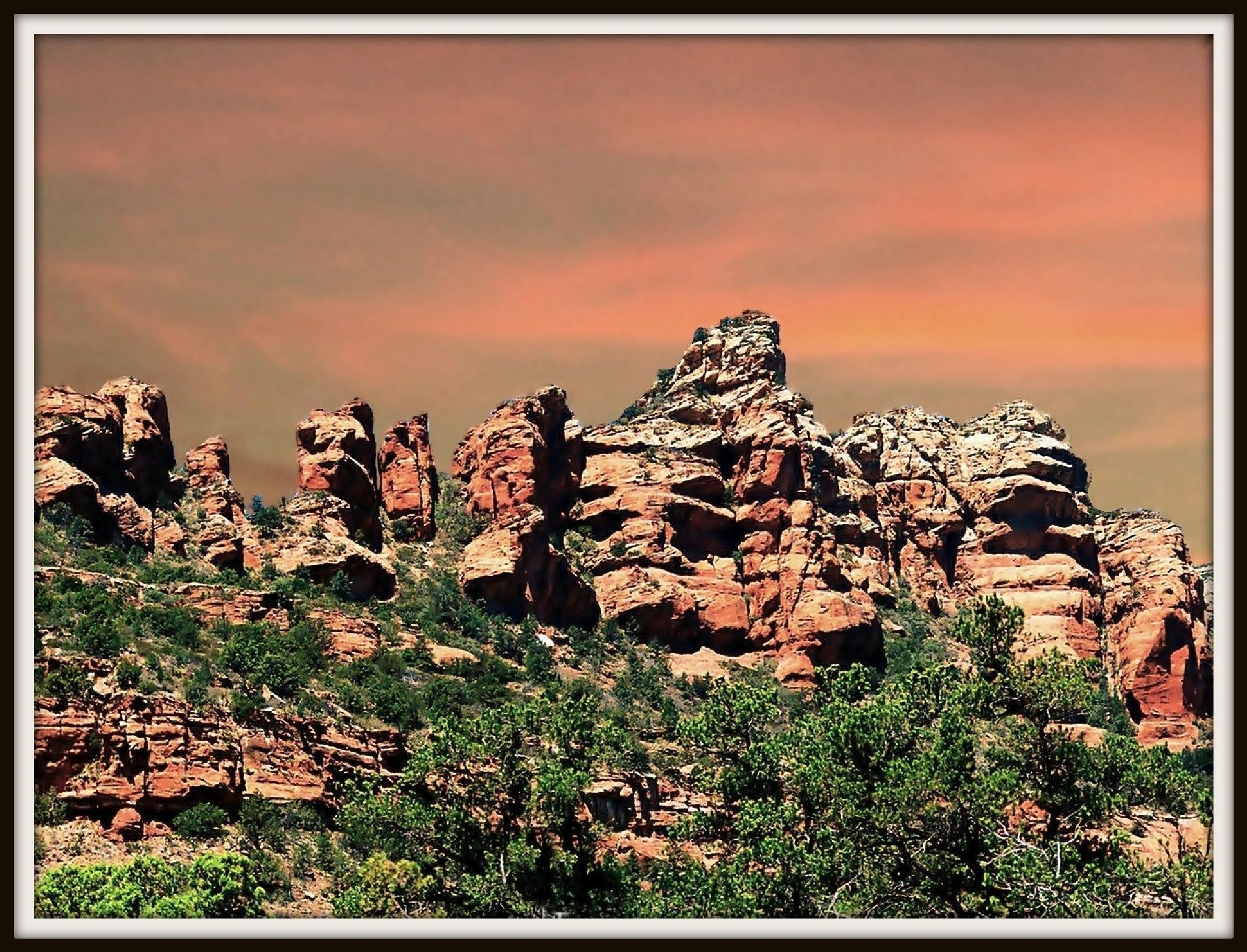 Red Rocks by tiffany186