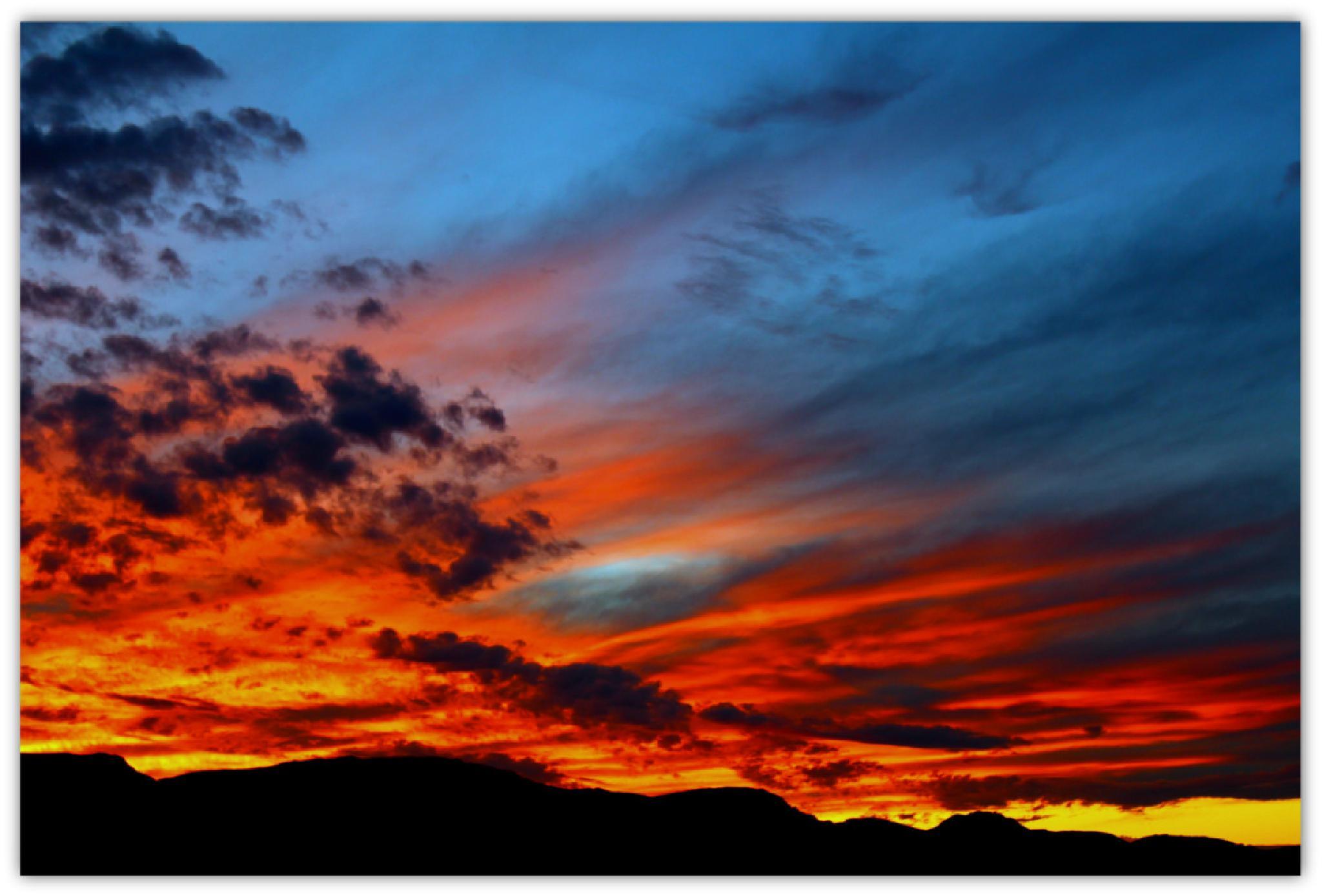 Western Sky by tiffany186