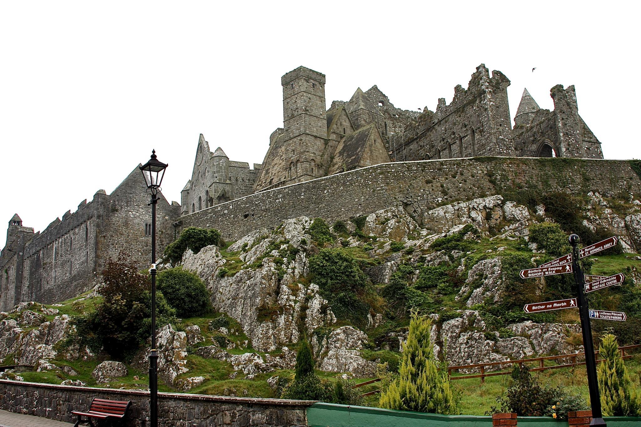 Rock of Cashel by rhonda.armantrout