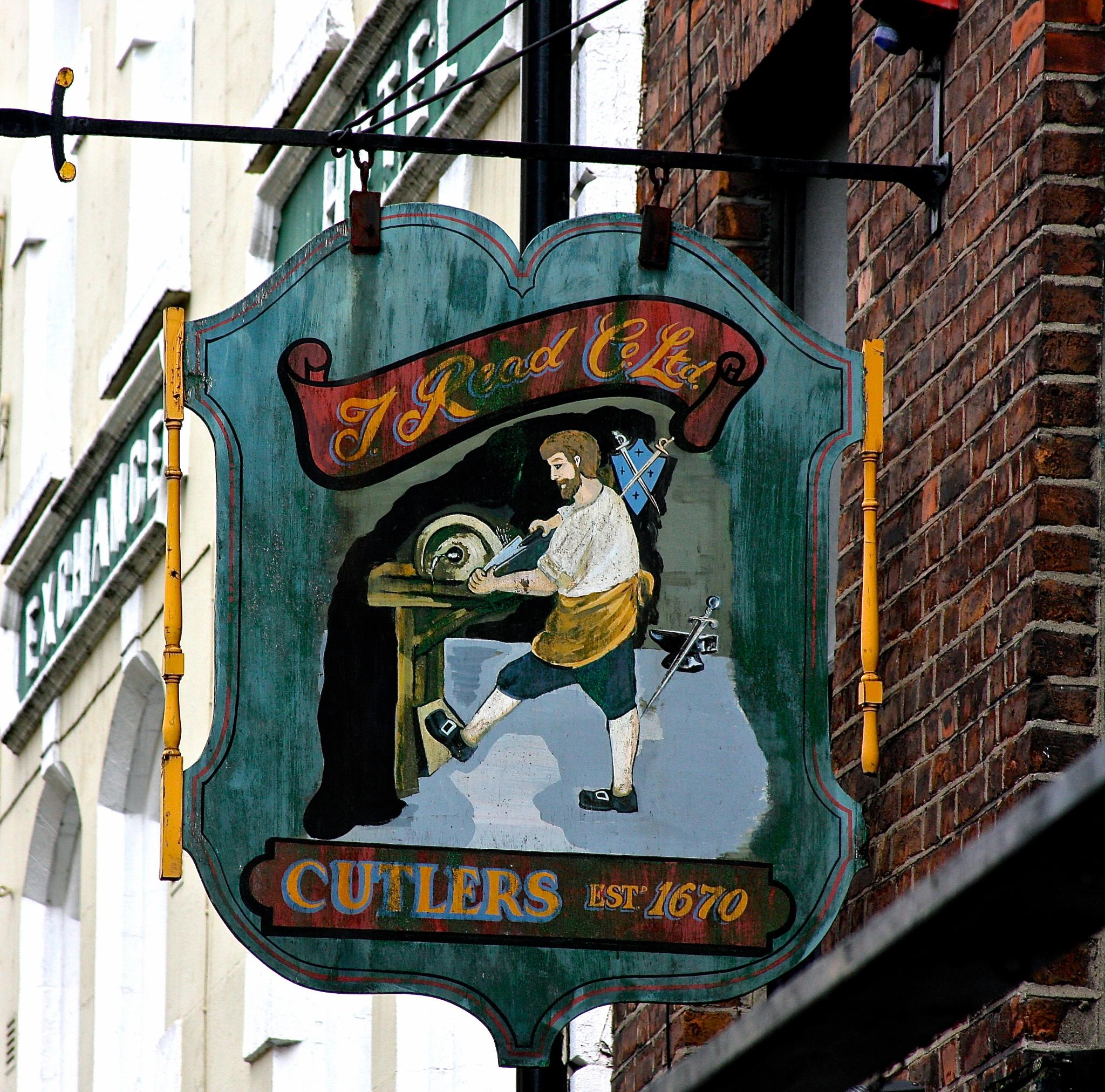 cutlers sign by rhonda.armantrout