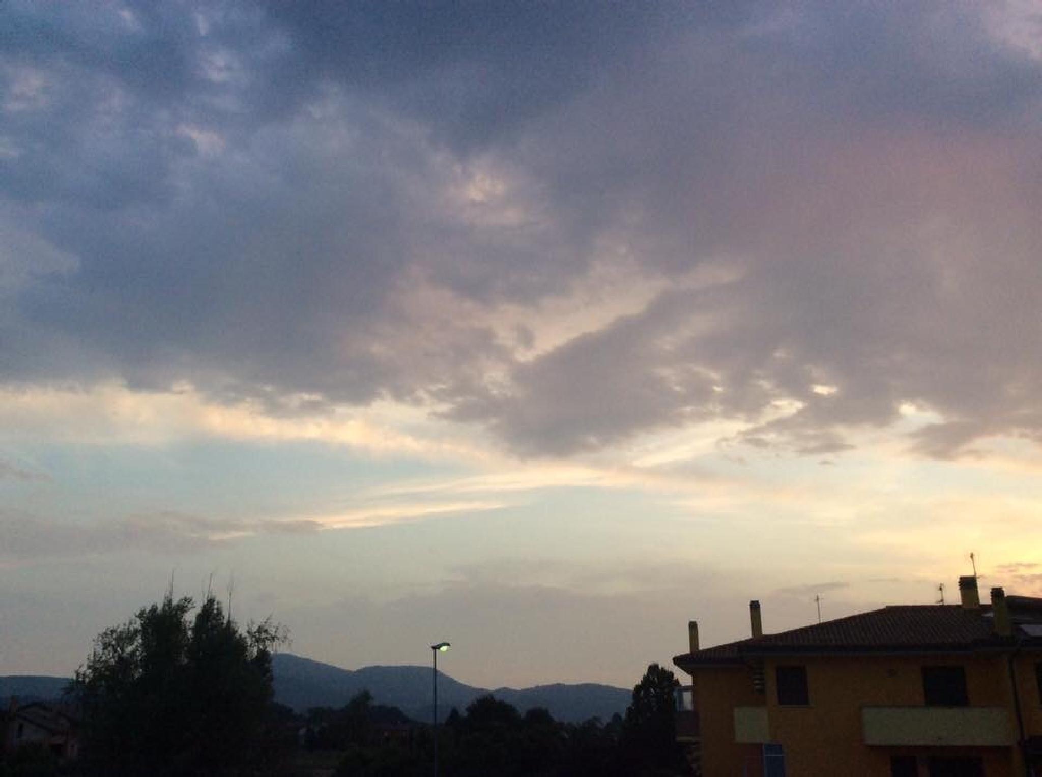 My Summer evening by kkartodinudjo