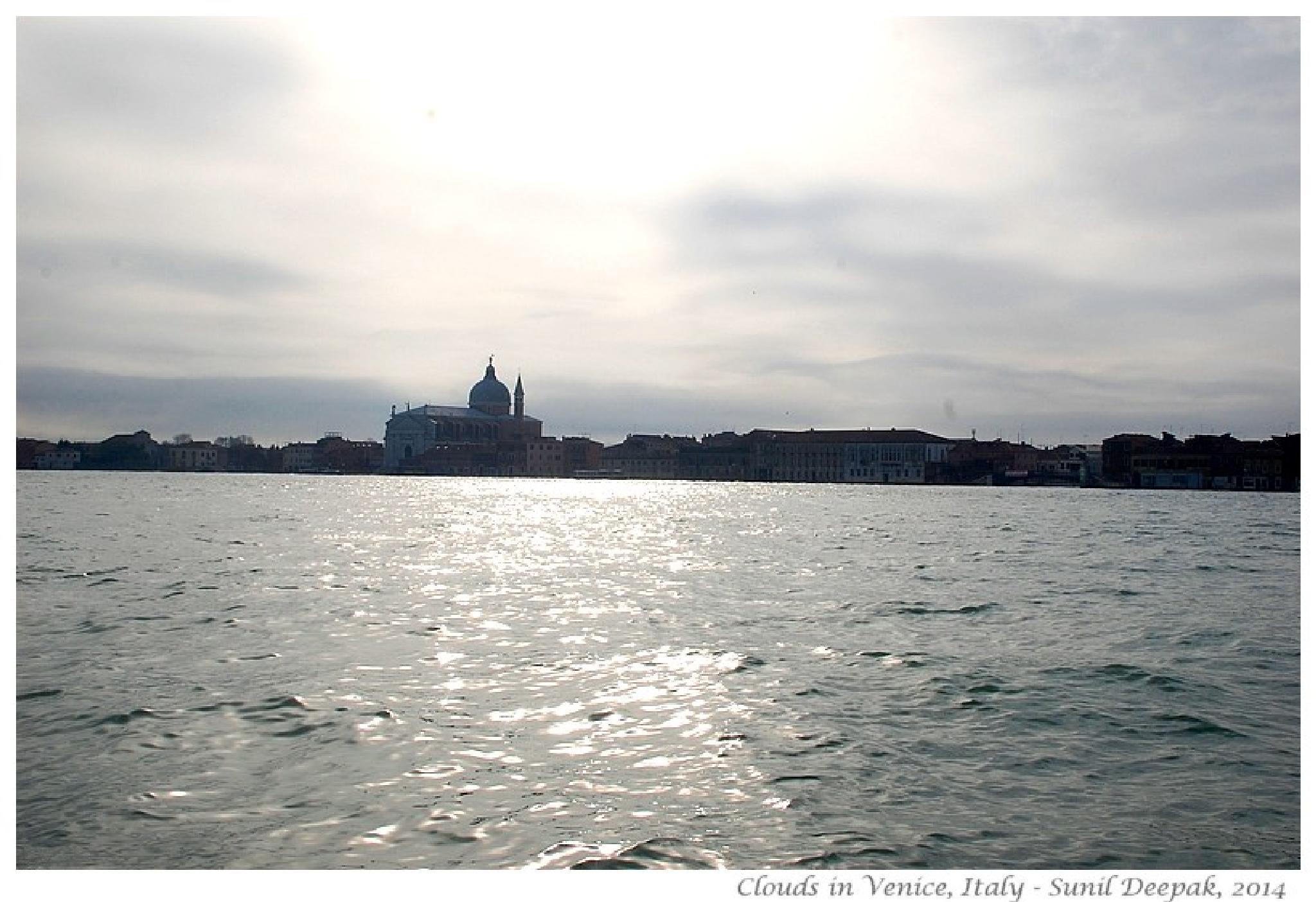 A cloudy Venice morning by Dr Sunil Deepak