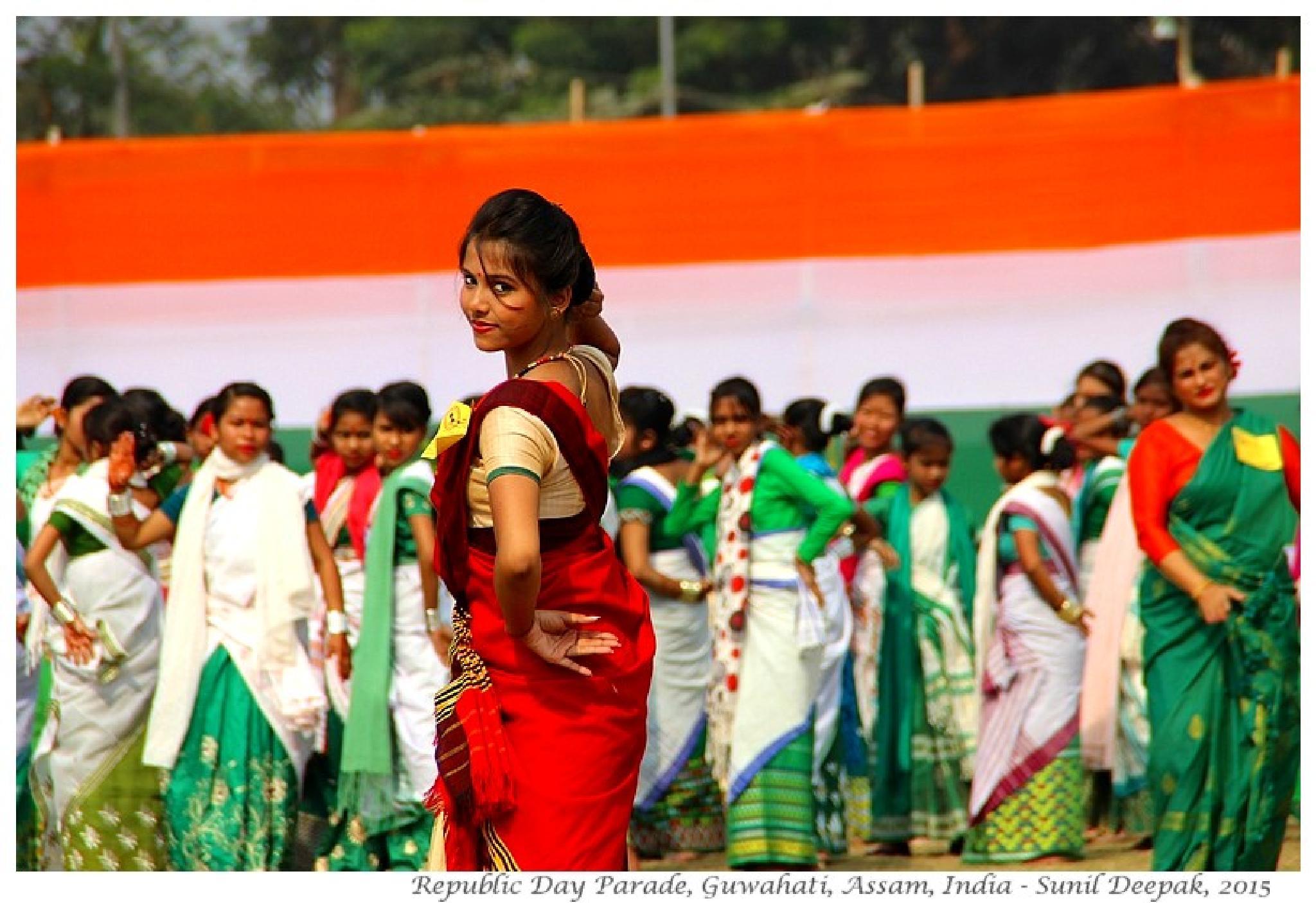 The girl who loved dancing by Dr Sunil Deepak