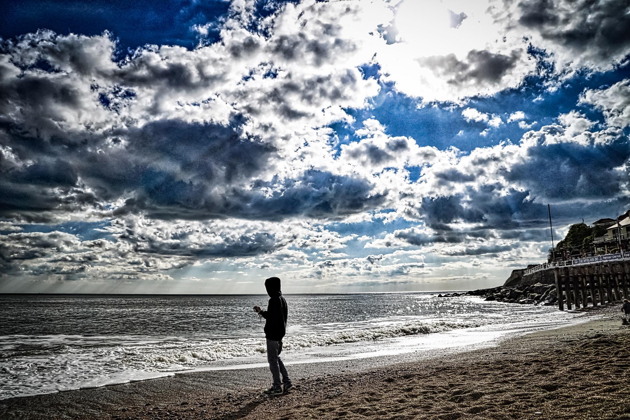 Beach by Slimboyfat