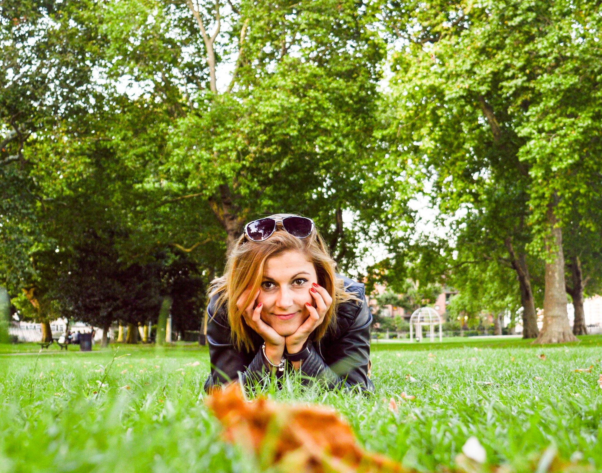 smiley face by janaivanova88