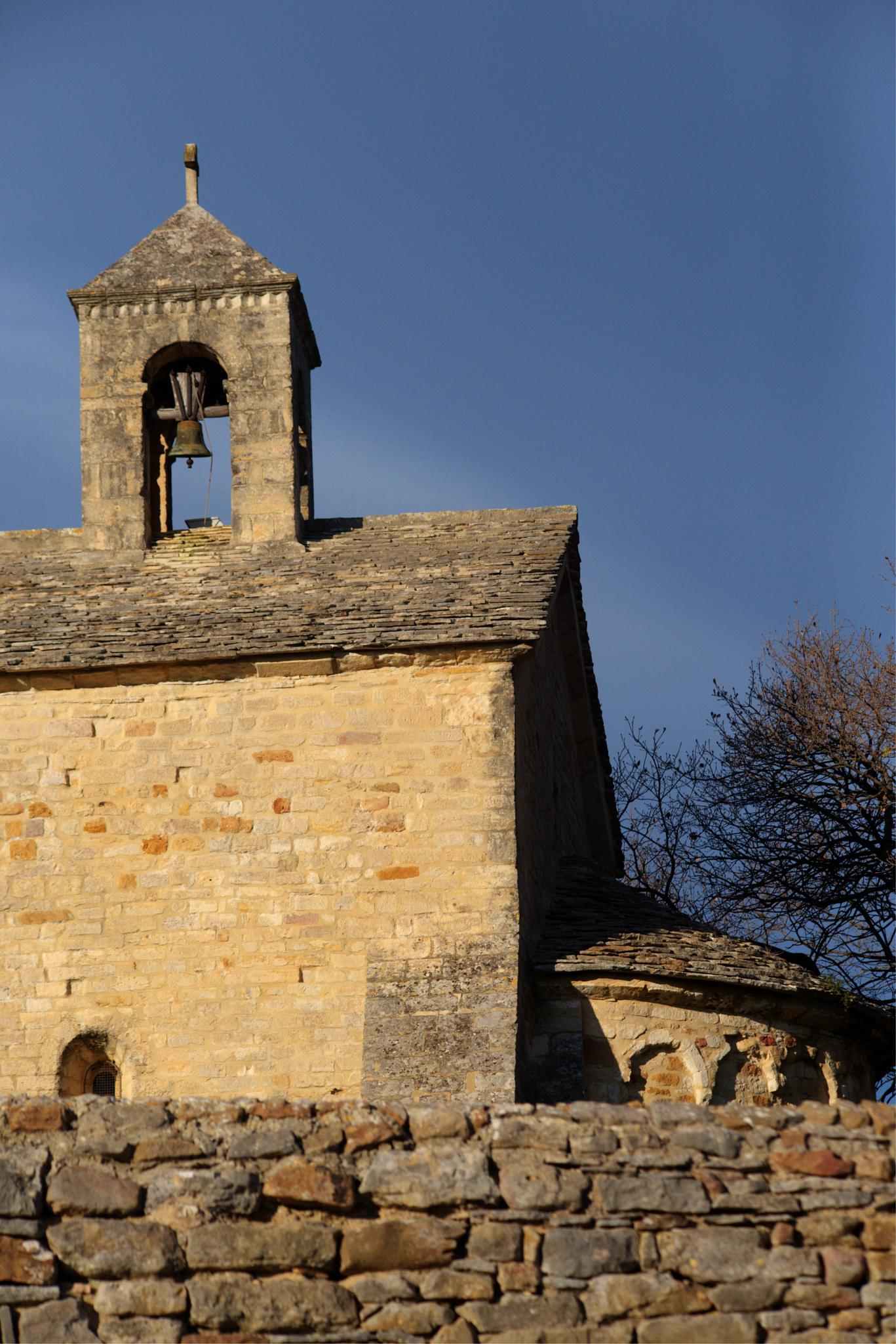 Chapelle St Martin, Tresques by bernardf142