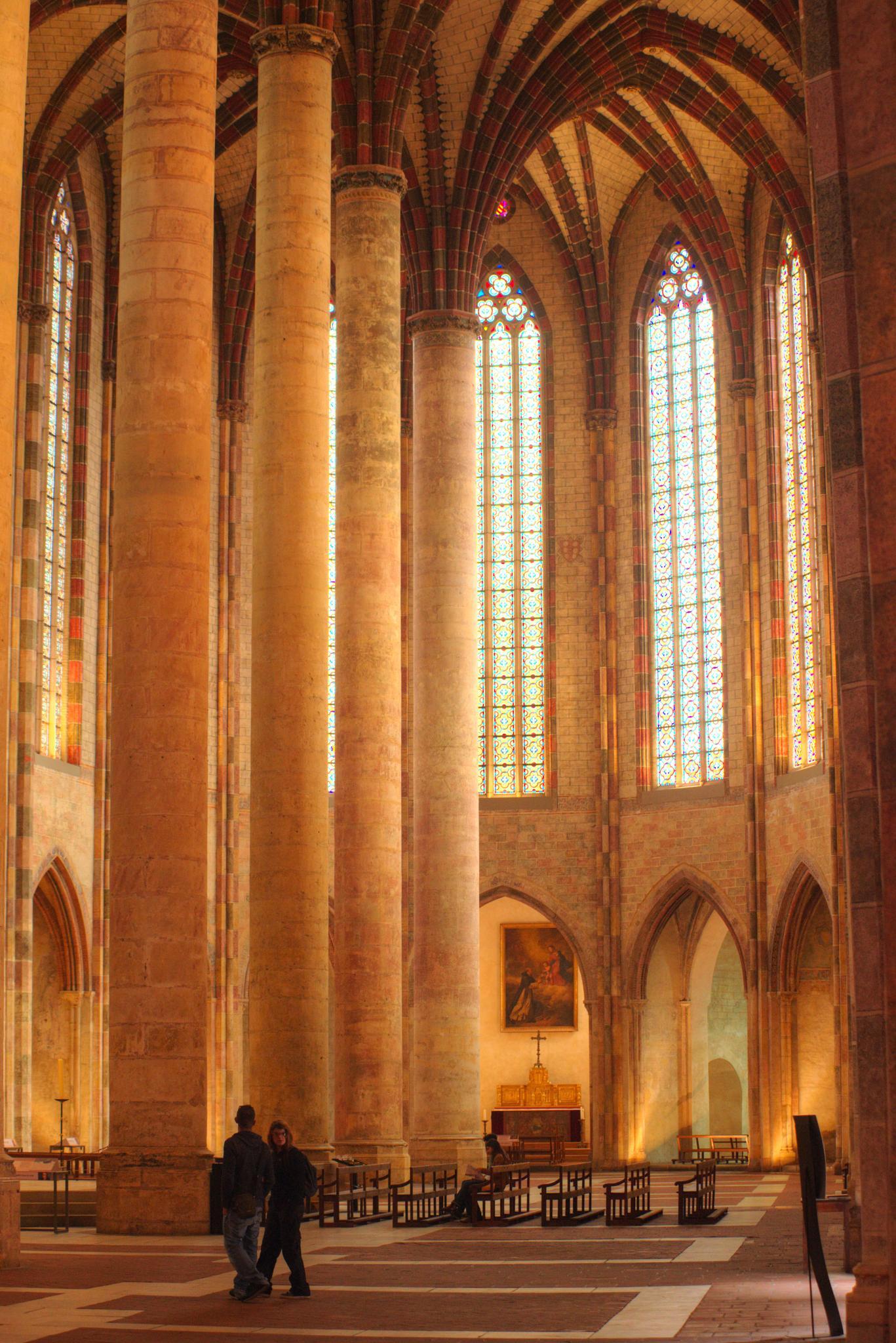 Suite église des jacobins, Toulouse by bernardf142