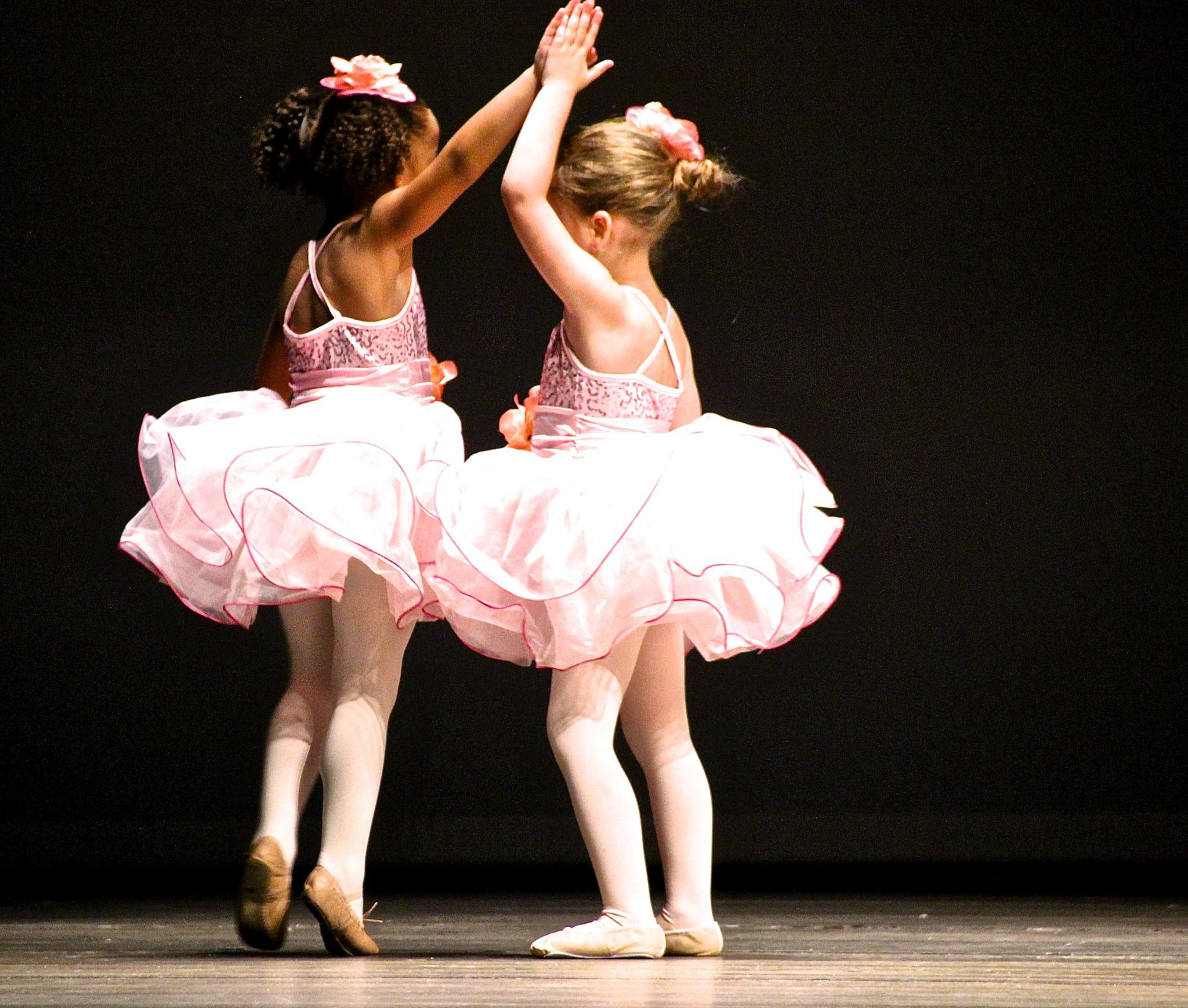 Dancing Friends by lori.b.linder