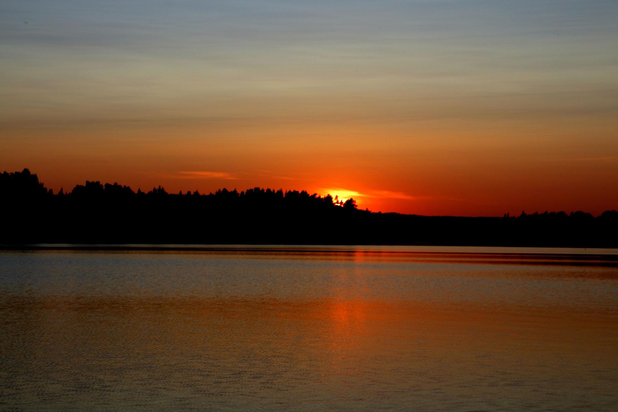 sunset 2 by inge.braberg