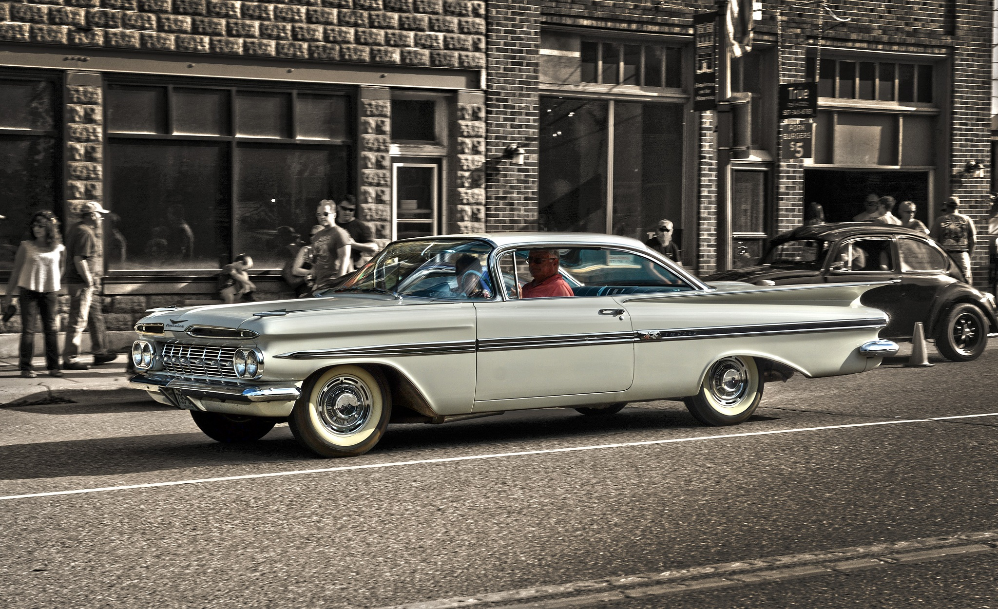 1959 Chevrolet Impala by Linda Persson