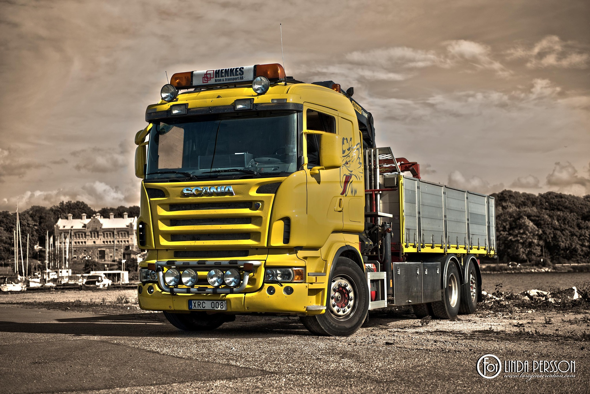Scania part 2 by Linda Persson