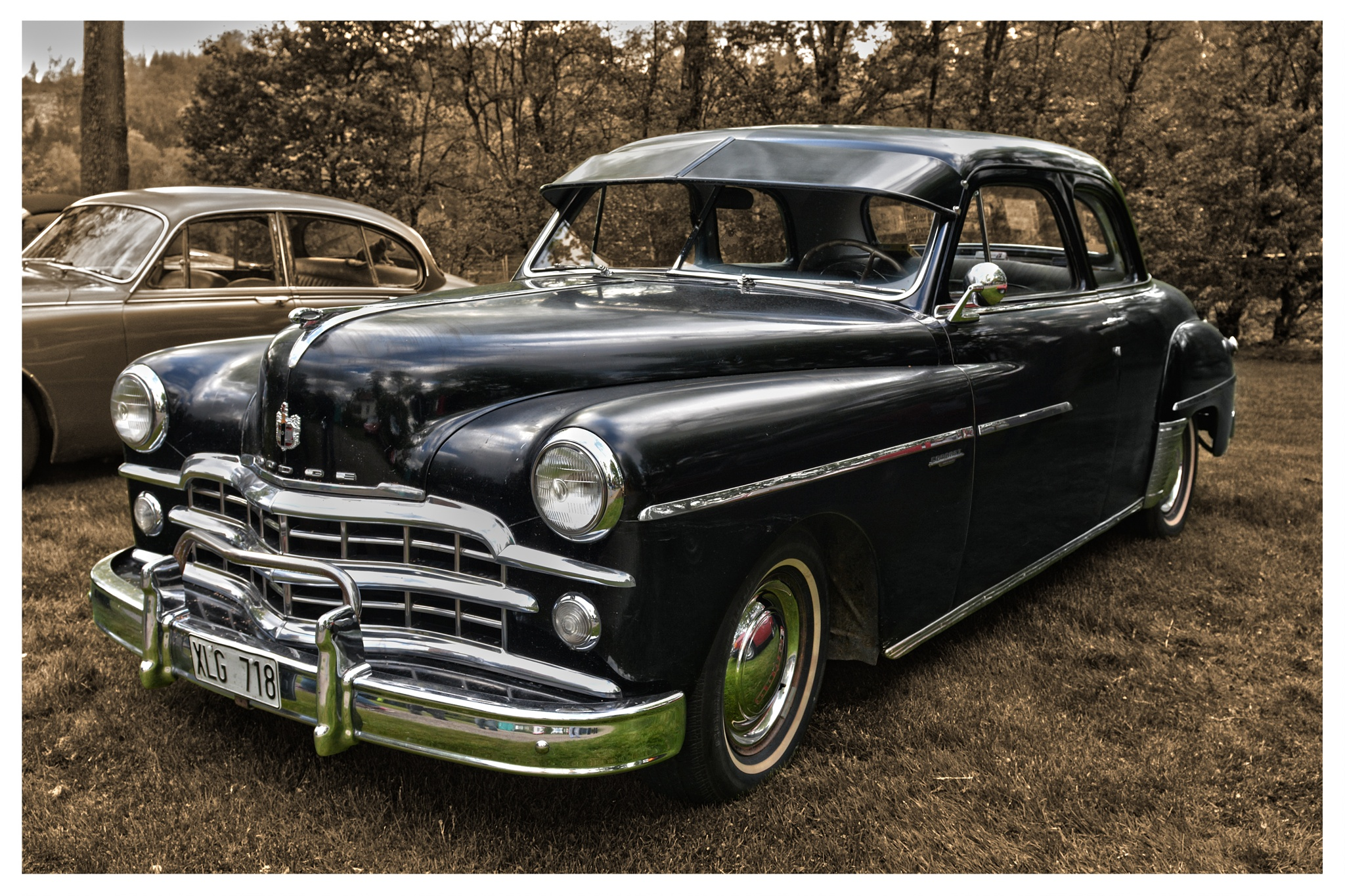 1949 Dodge 2D Club Coupe by Linda Persson