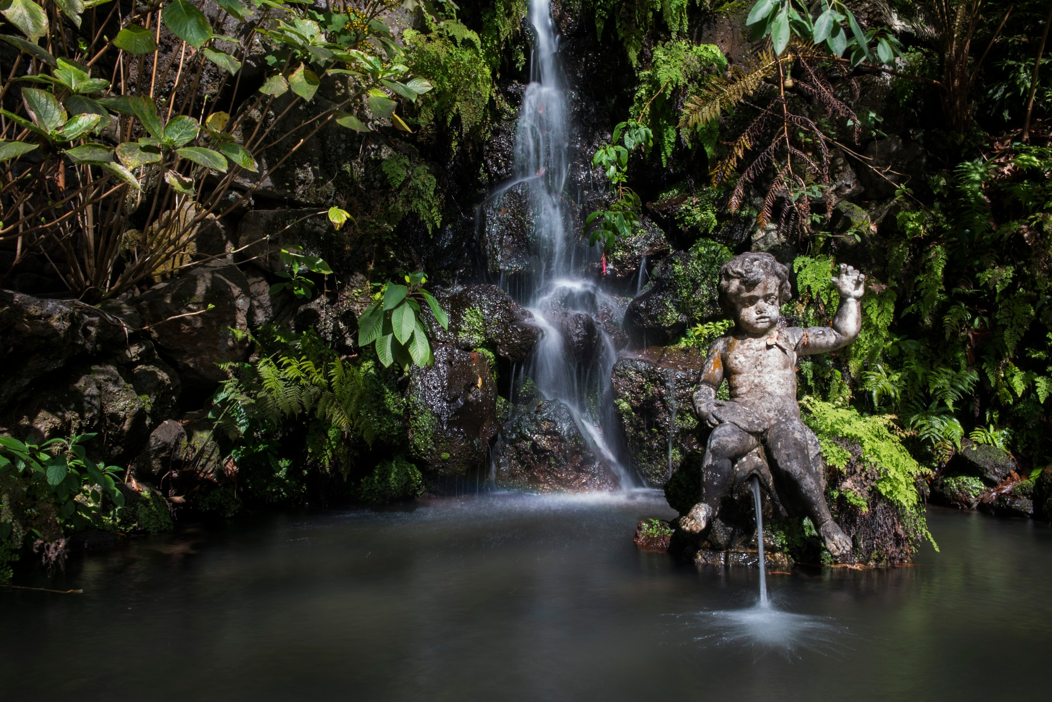 Monte Palace Tropical Garden by Linda Persson