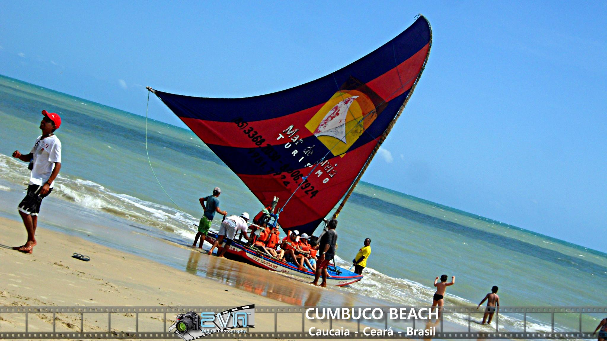 Cumbuco - Ceará - Brazil by Alessandro Sousa