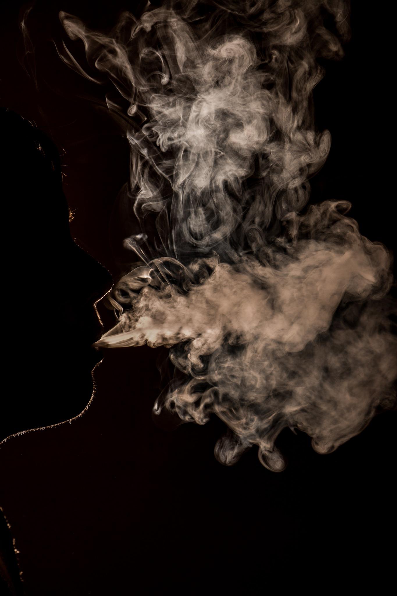 Smokereaper by Patrik Kjellberg