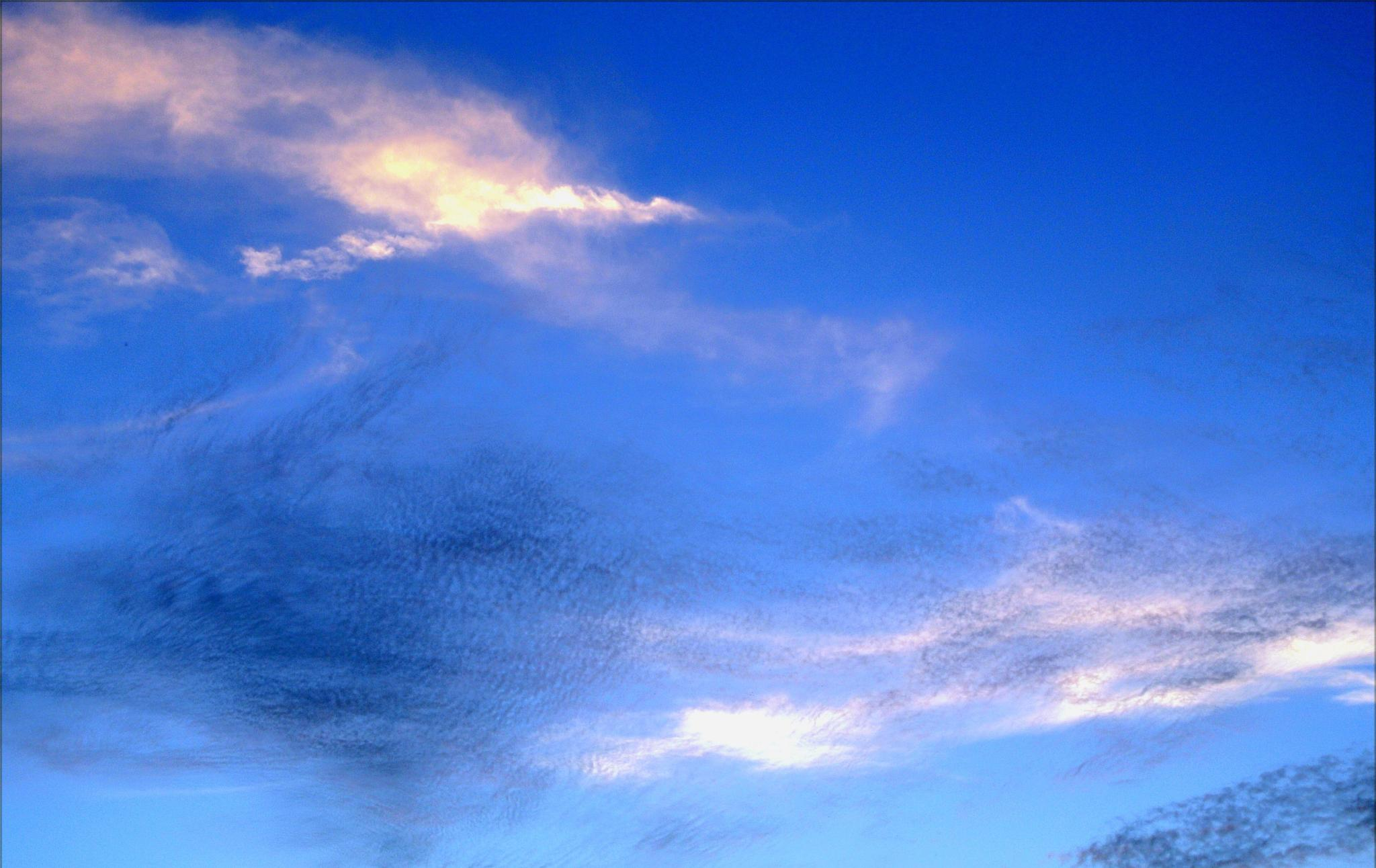 The sky..... by karenanne.borsani