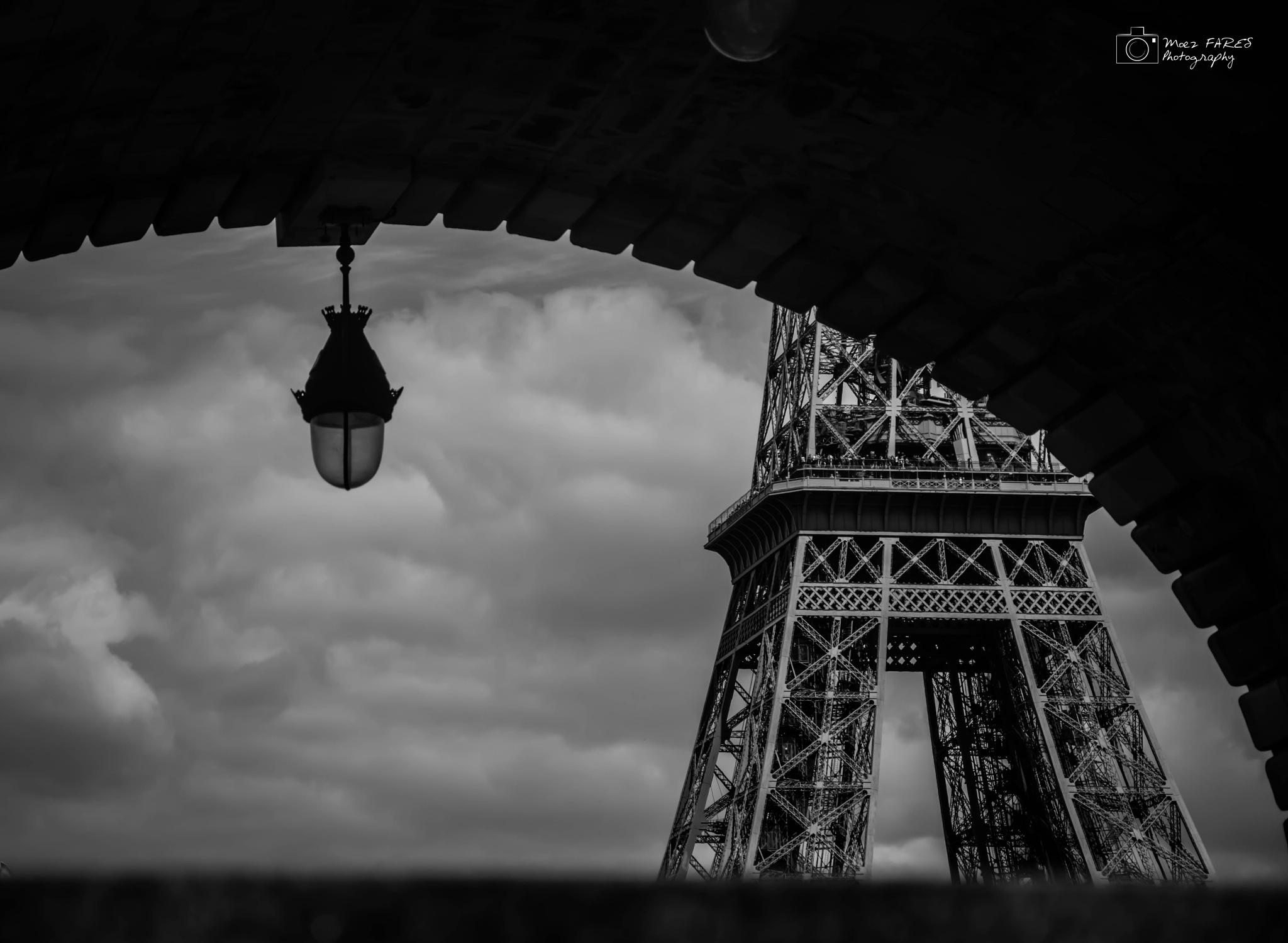 Tour Eiffel by moez fares photography