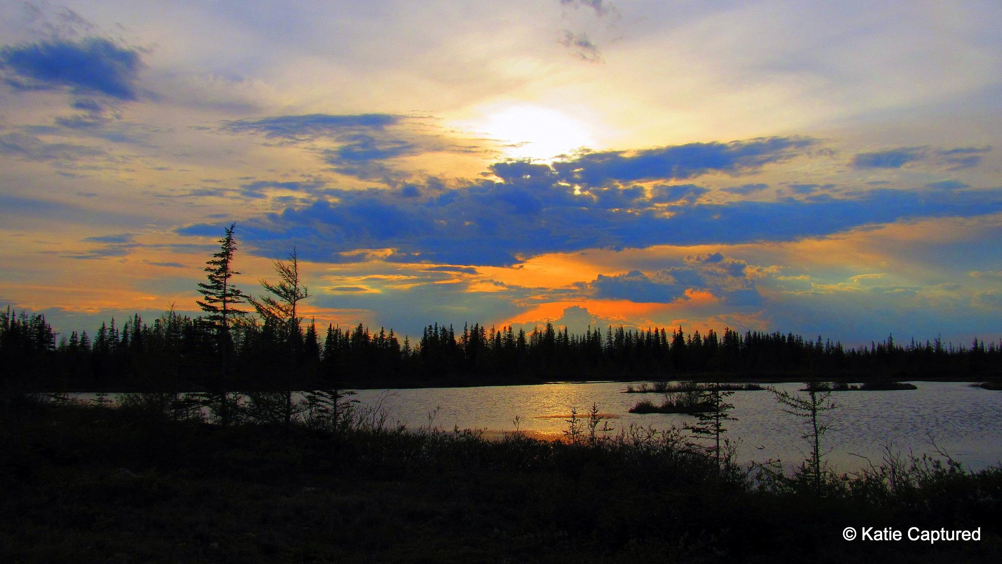 Sunsets by katiekat63