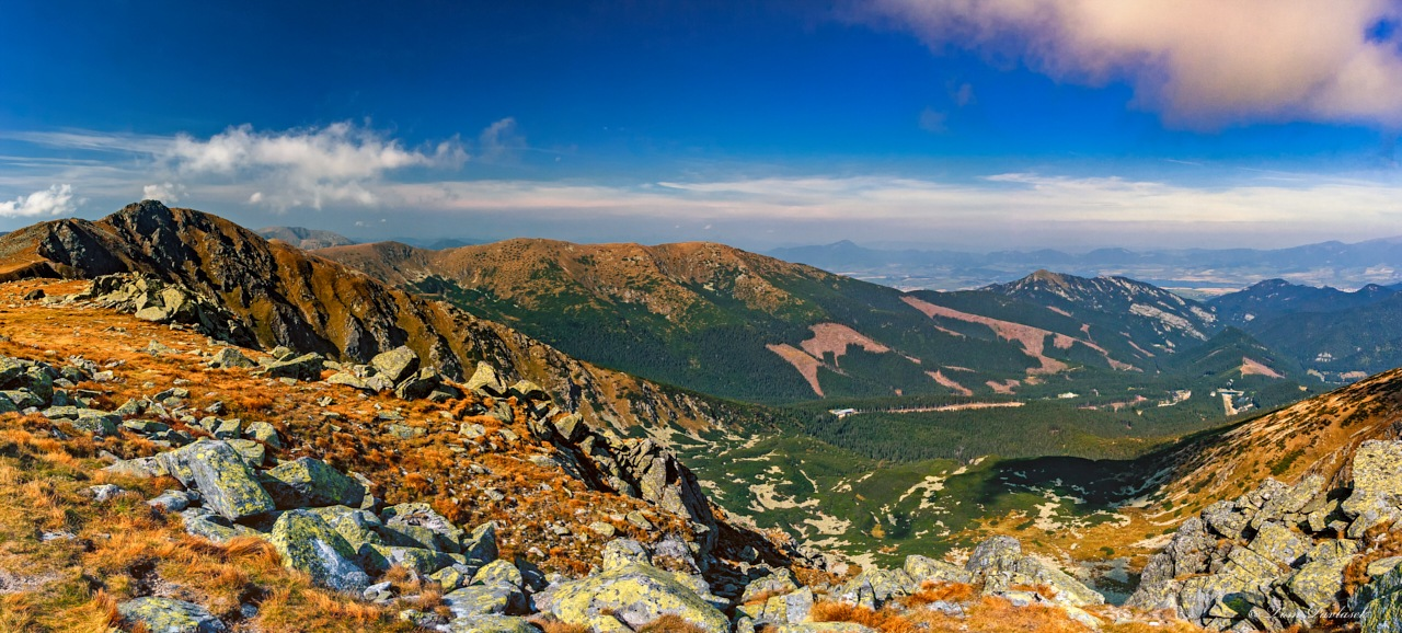 Slovak mountains by tompavlas