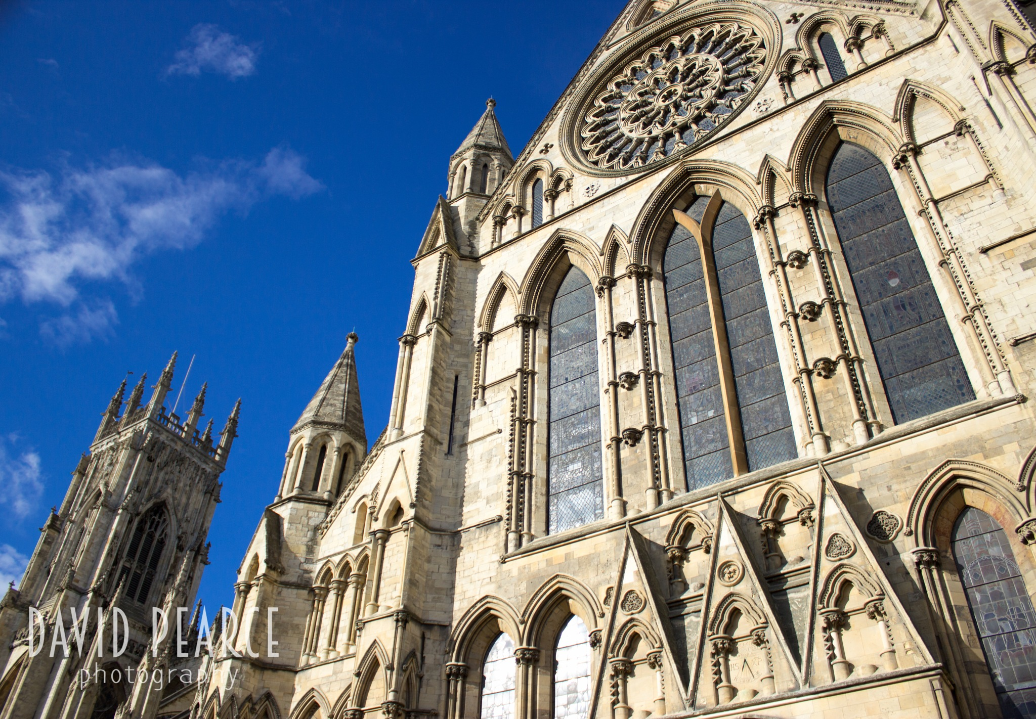 York Minster by David Pearce