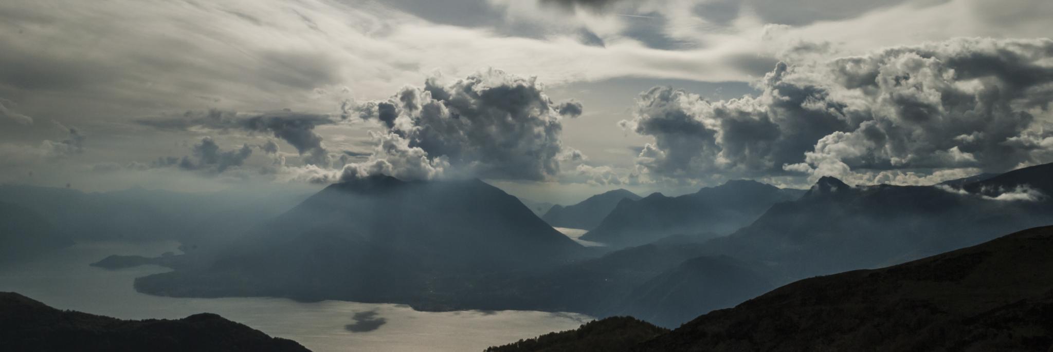 Photo in Landscape #lakes #mountain #laghi #montagna #myneit