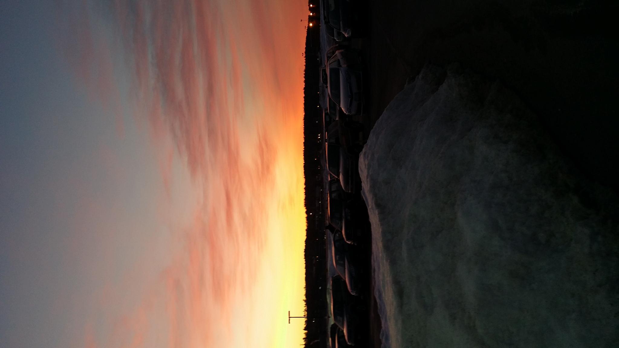 Airport Sunrise by michael.noyer.792