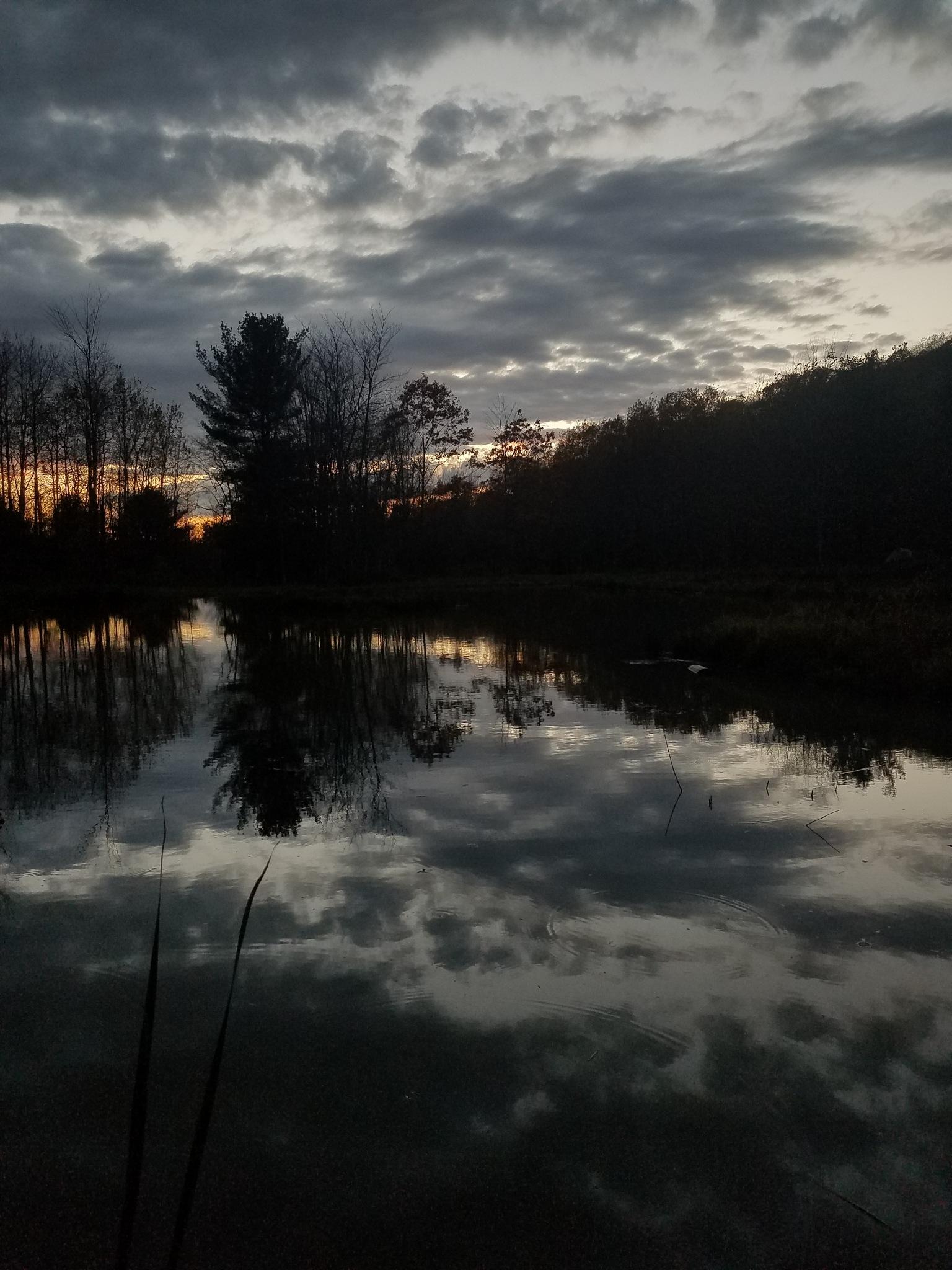 Echo lake , scio N.Y.,..home by Countryboy