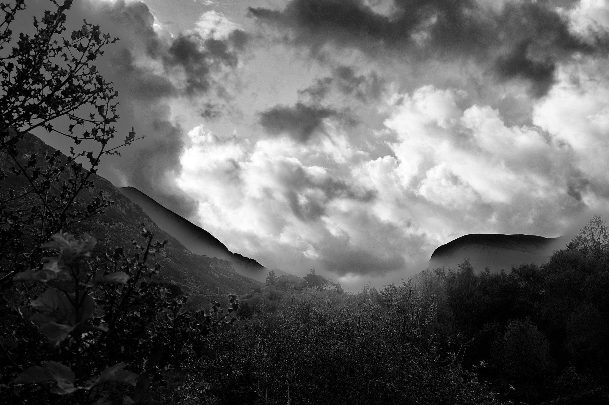 Gap of Dunloe by David Foster