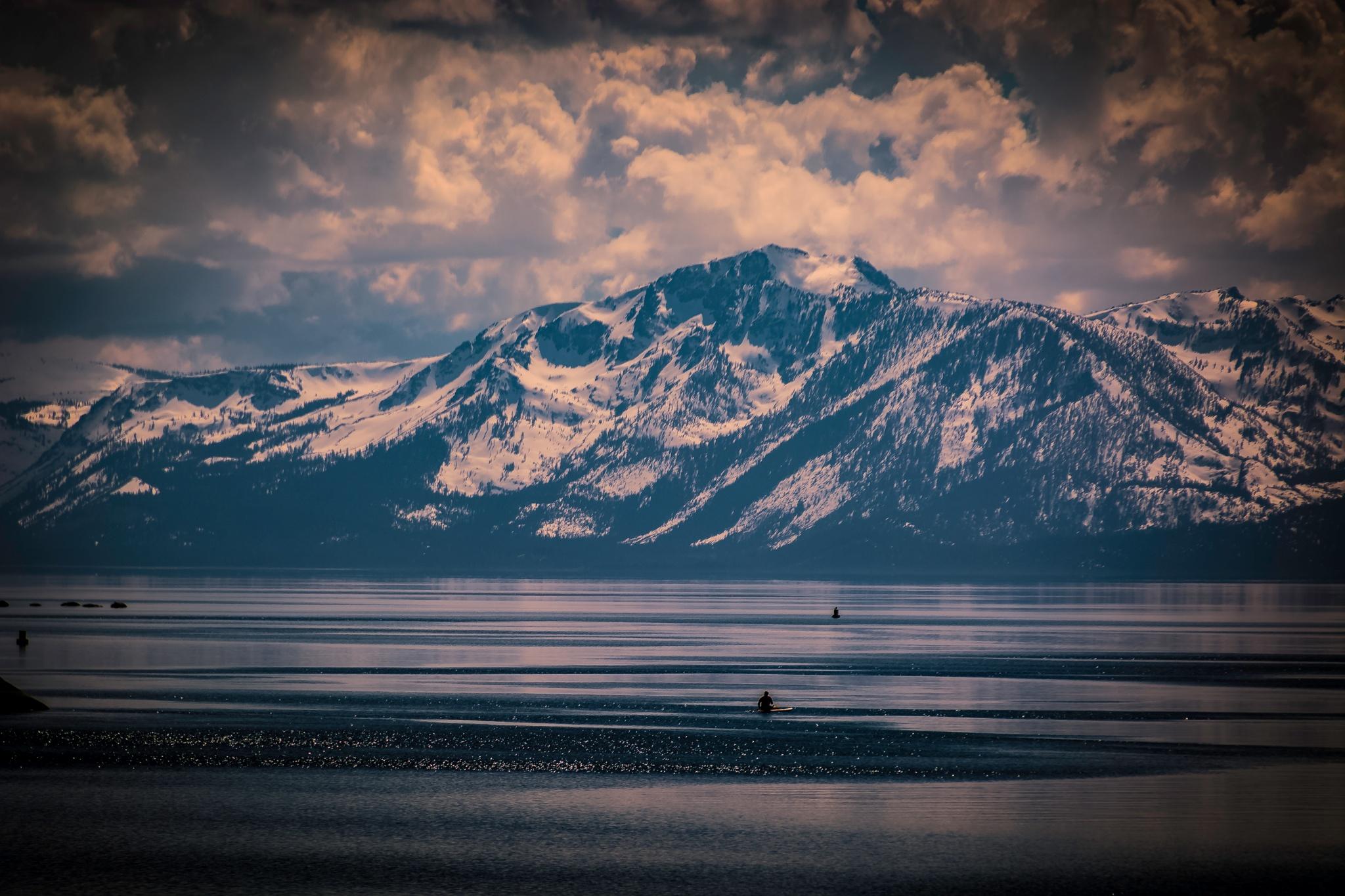 Kayaking Tahoe  by kelrey31