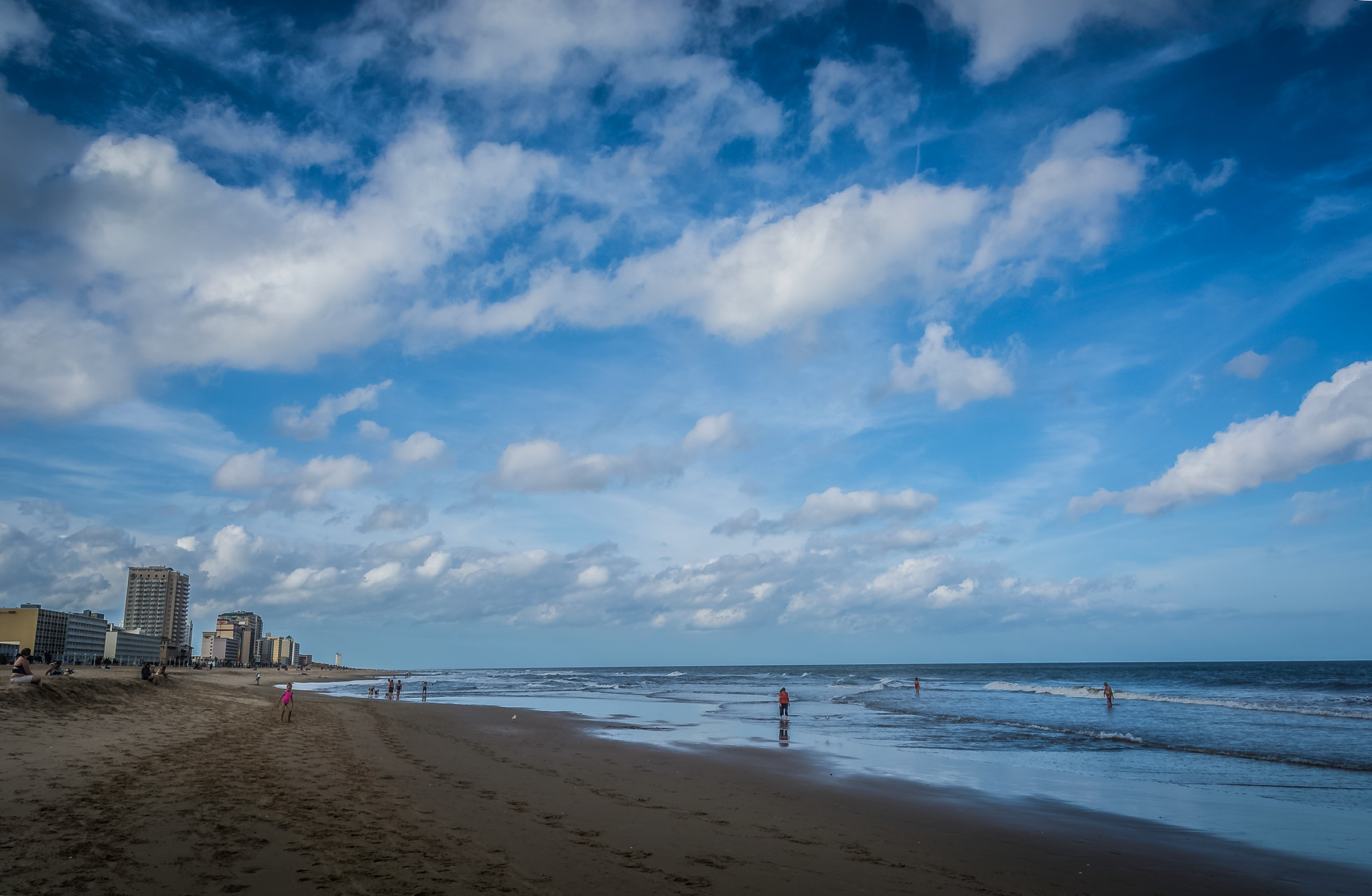Virginia Beach Summer End 2 by kelrey31