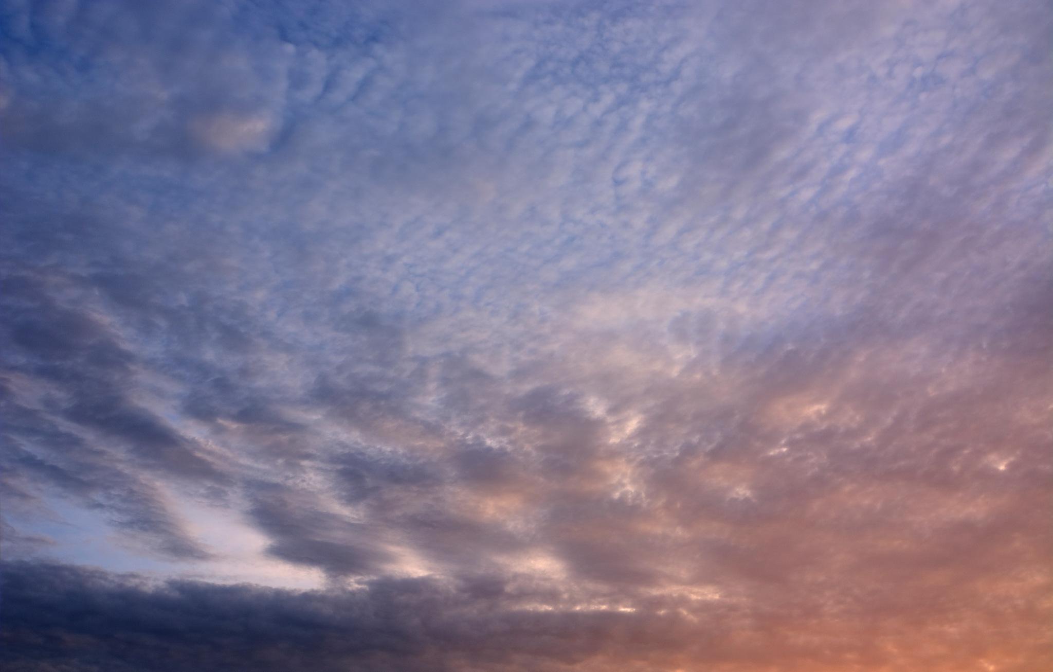 Sunset Sky #2 by kelrey31
