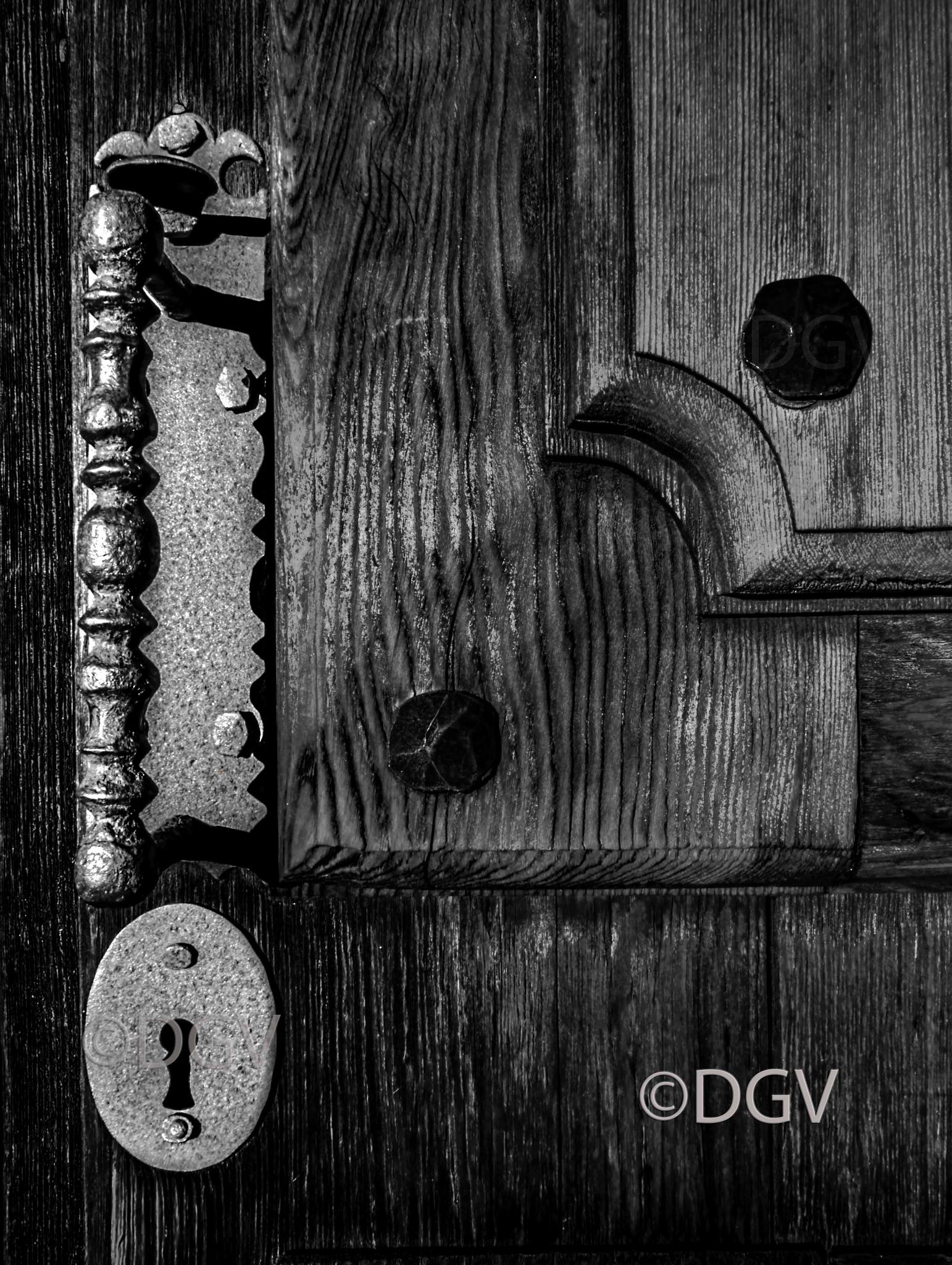 Door & Hardware by dgvarch