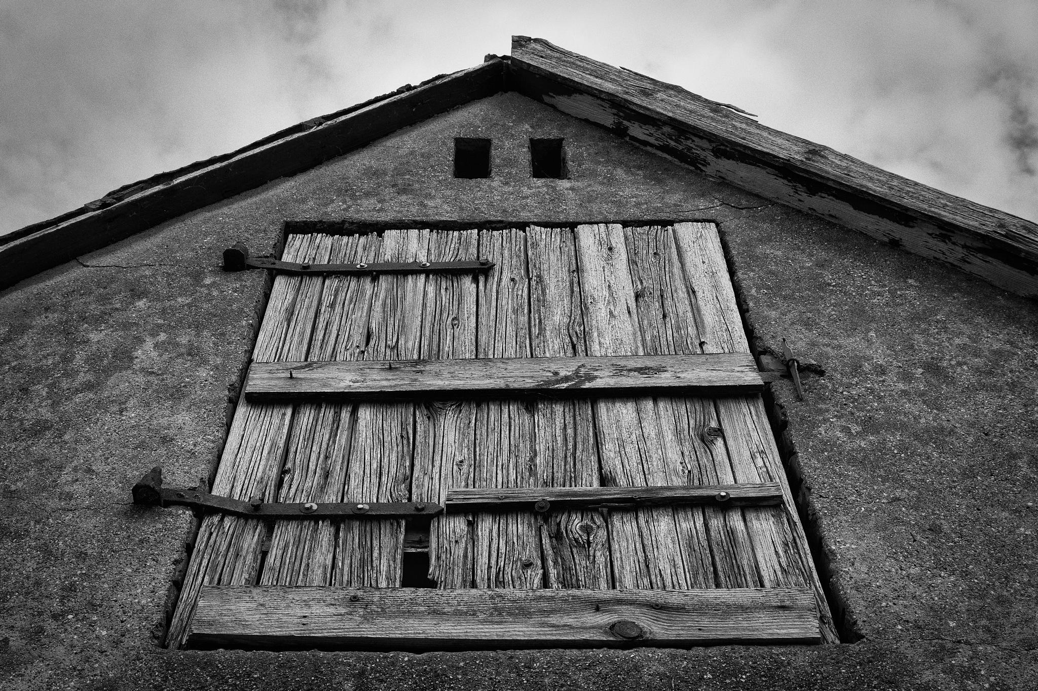 Old fischermens house in Pepelow by maybritt hansen