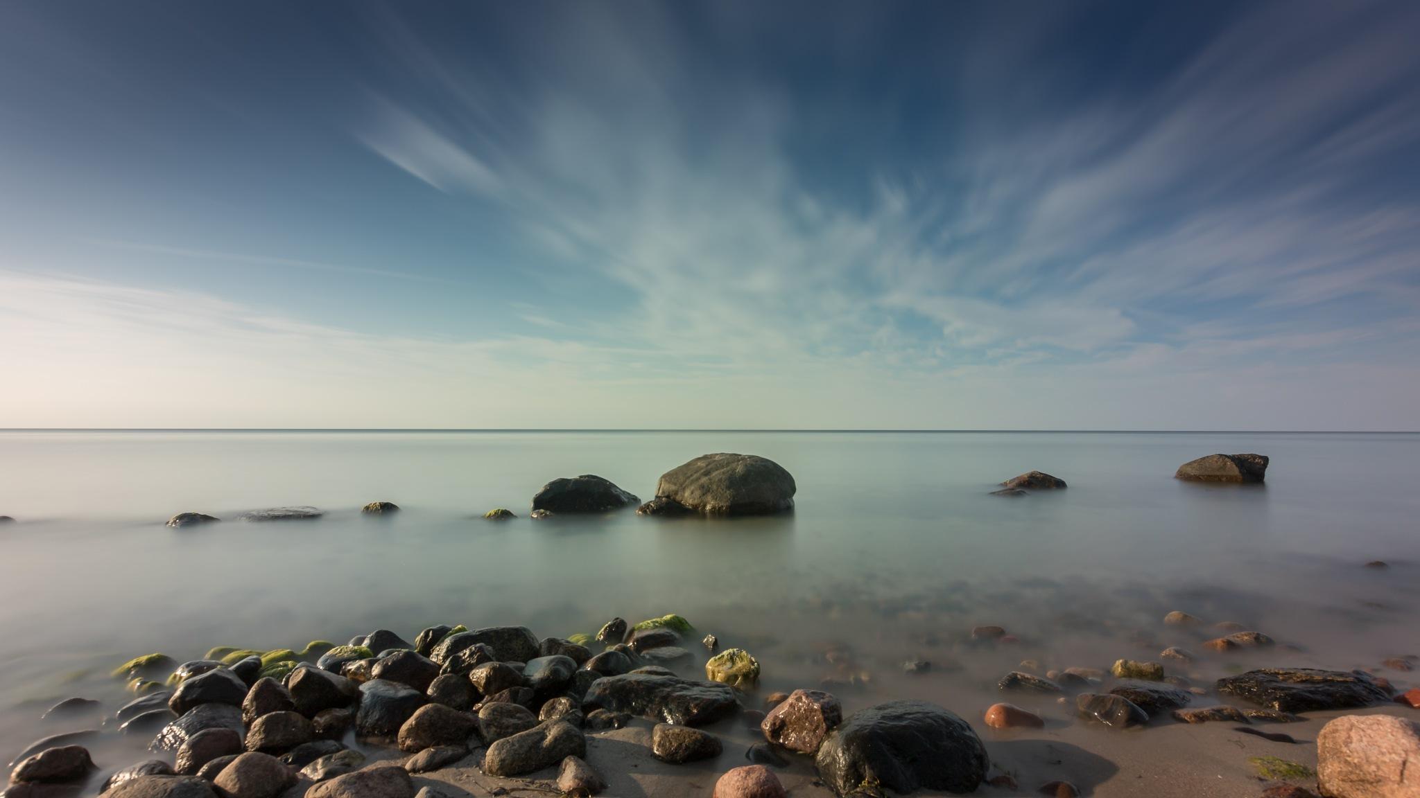 Beach by maybritt hansen
