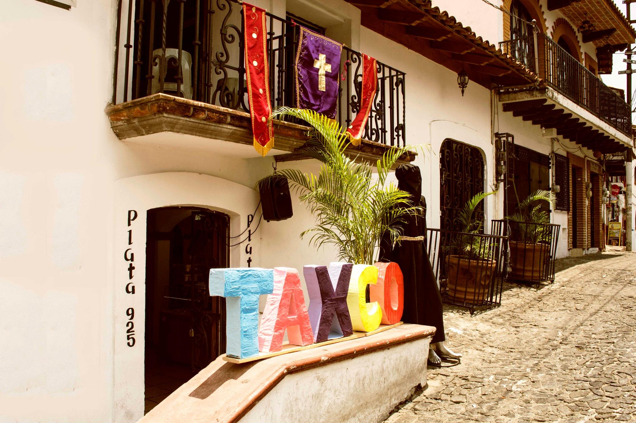 Taxco by Fernando