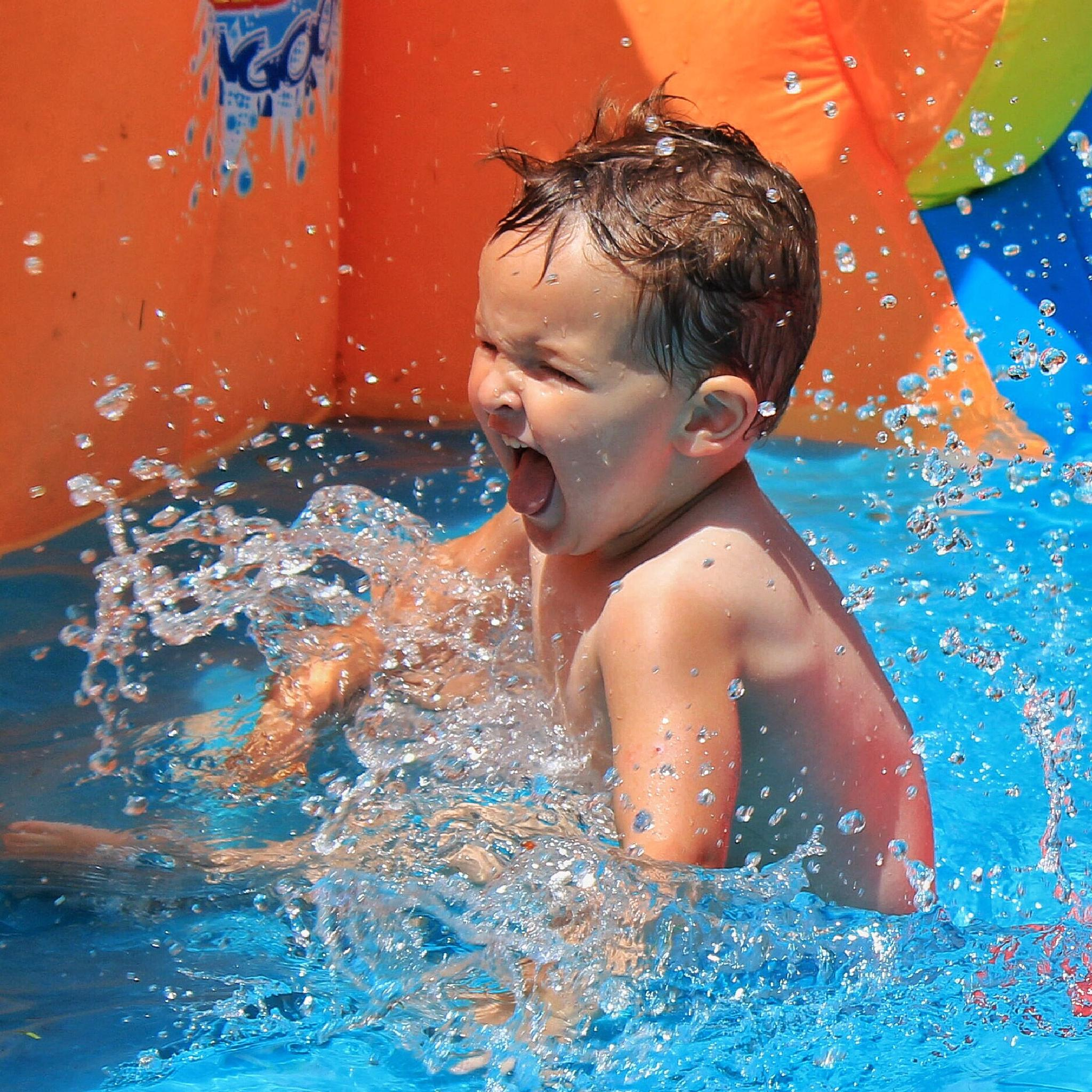 Splashing Fun 2 by shaunarwhitaker