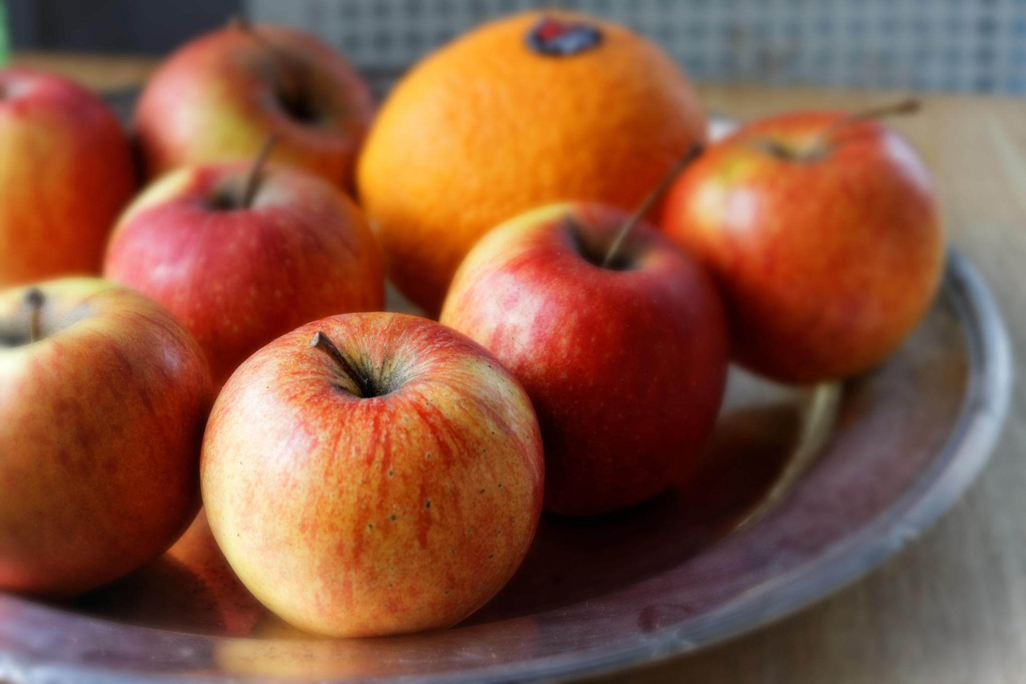 Fruits by johan.stoltwestling
