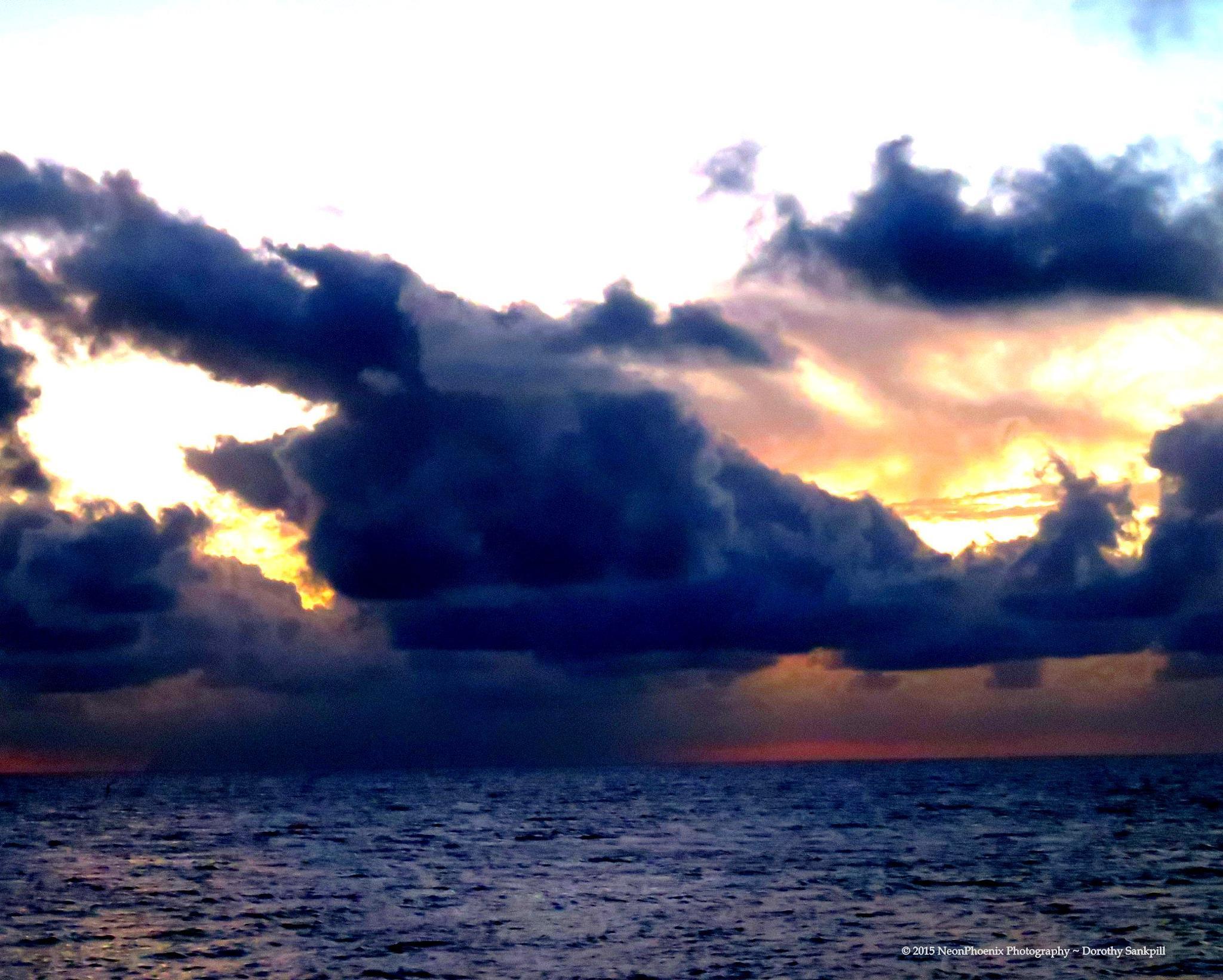 Storm Approaching by NeonPhoenix