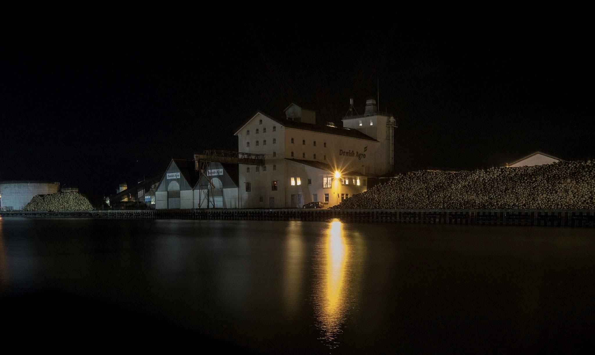 The Harbour by Dorte Hedengran