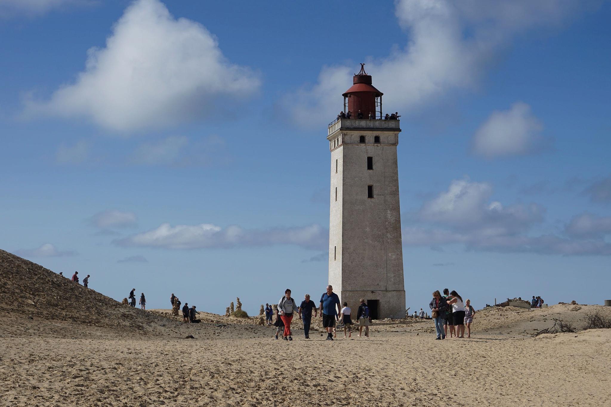 Lighthouse by Dorte Hedengran