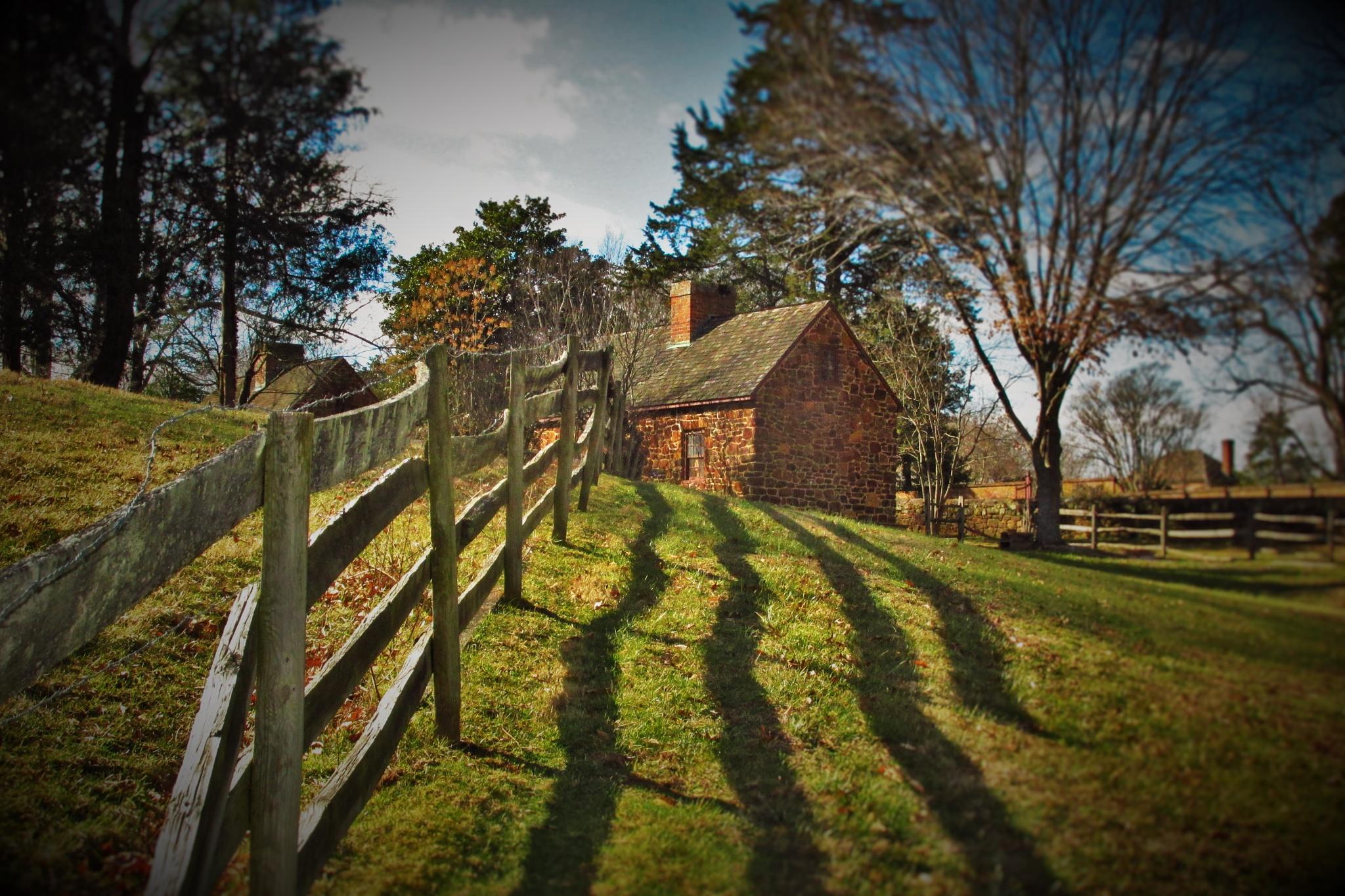 Follow The Fence by brant.stevenson